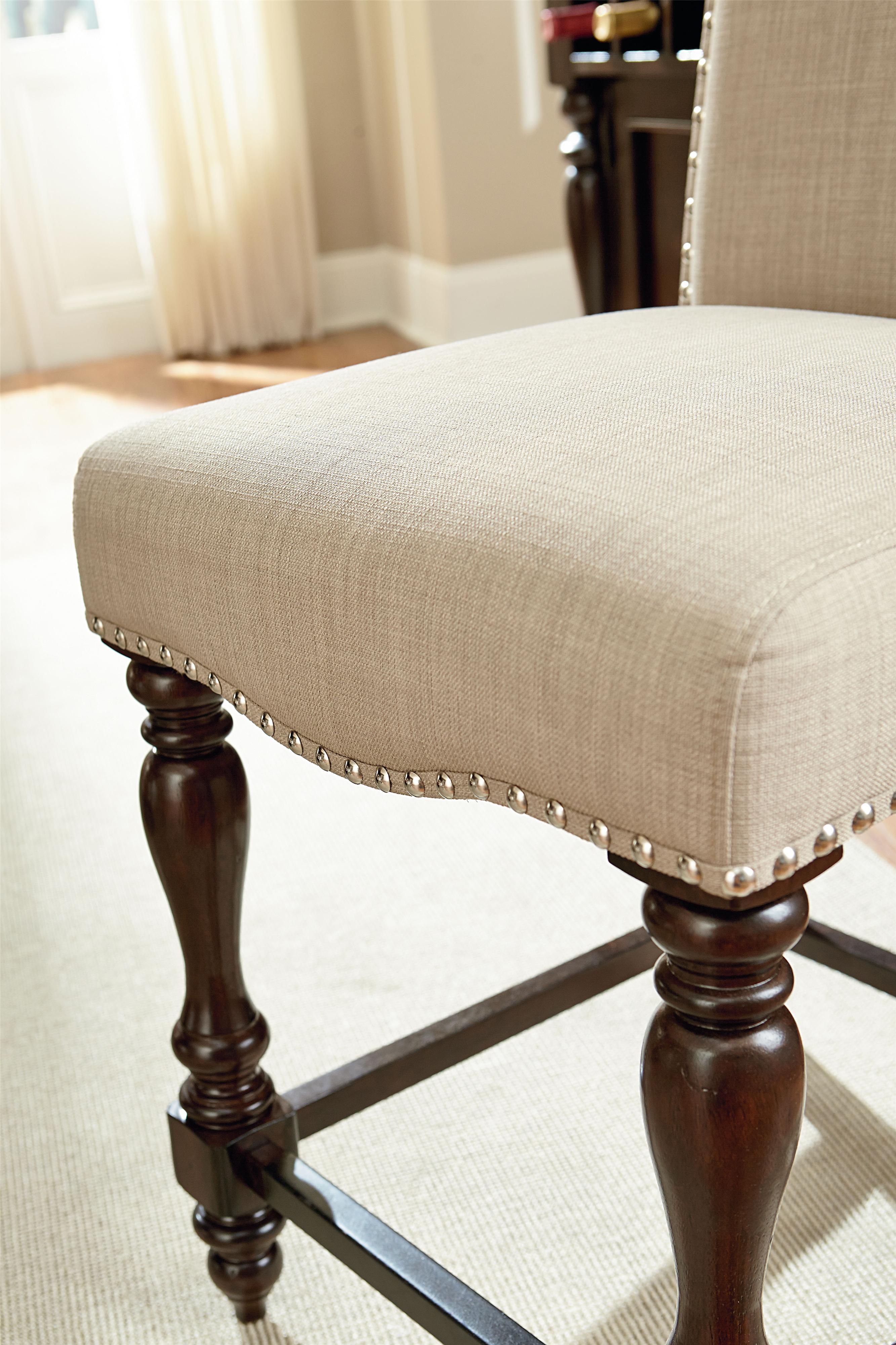 standard furniture mcgregor 17737 upholstered counter height stool del sol furniture bar stools. Black Bedroom Furniture Sets. Home Design Ideas