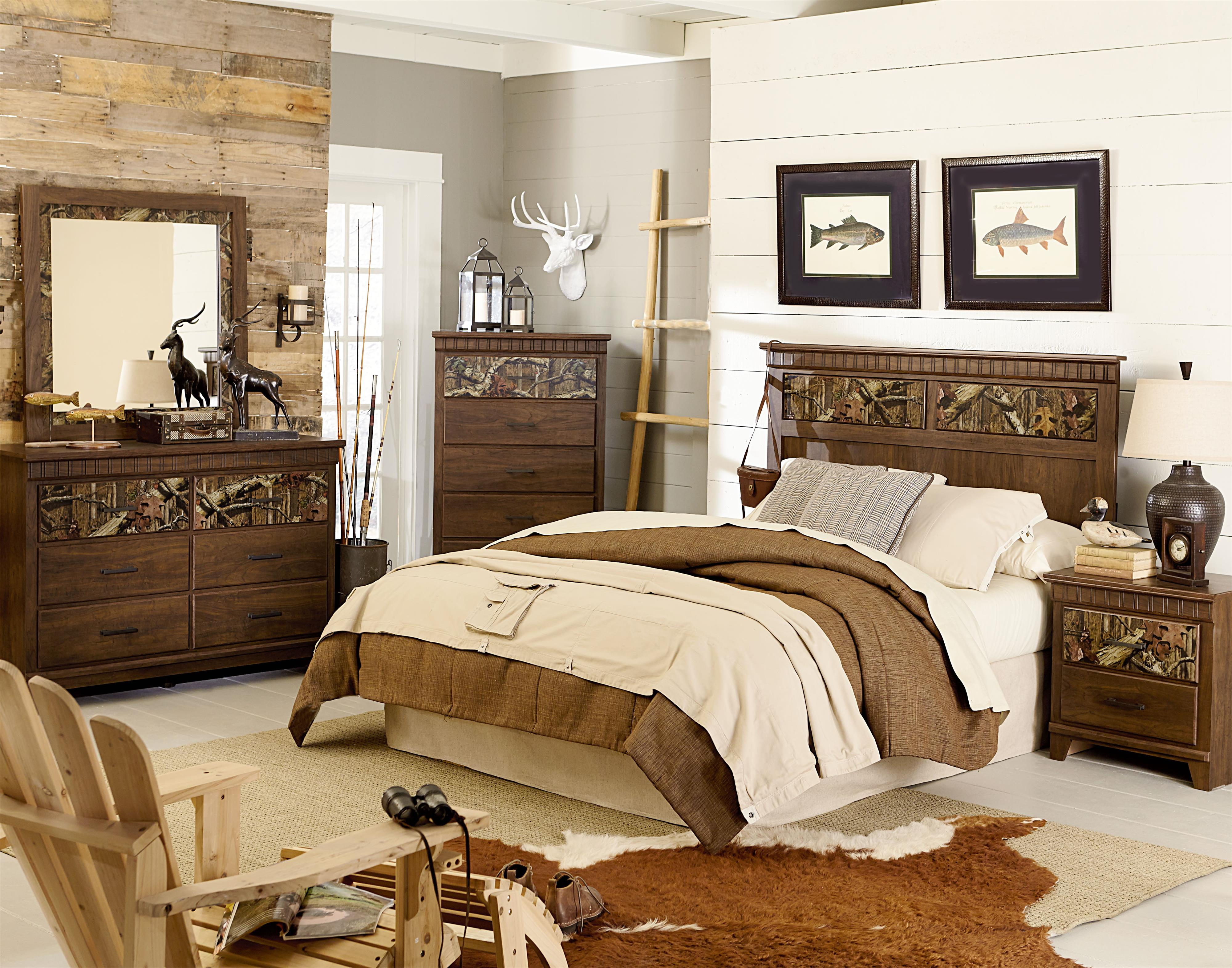 Standard Furniture Solitude Queen Bedroom Group Olinde 39 S Furniture Bedroom Group