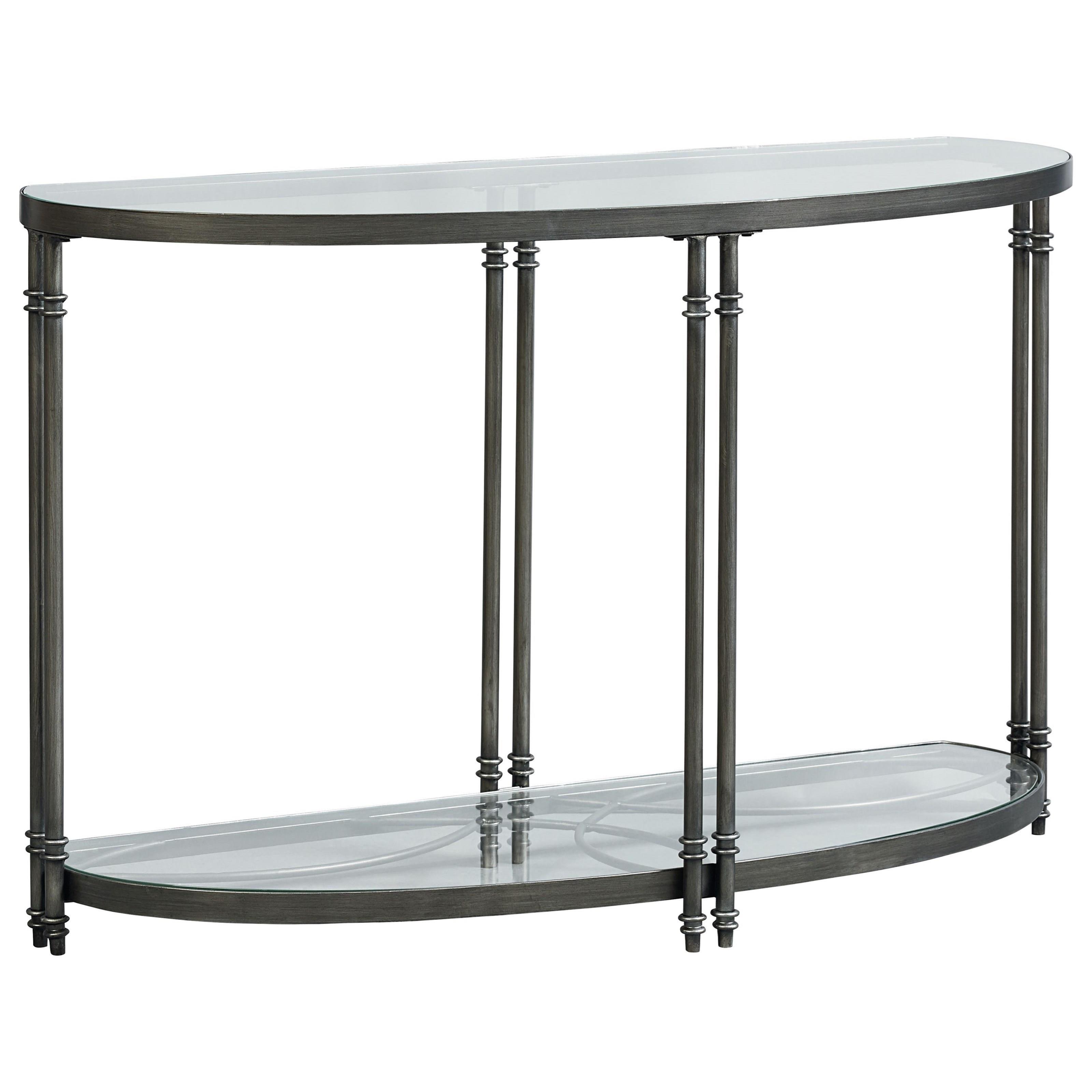 Standard furniture terrazza contemporary demilune