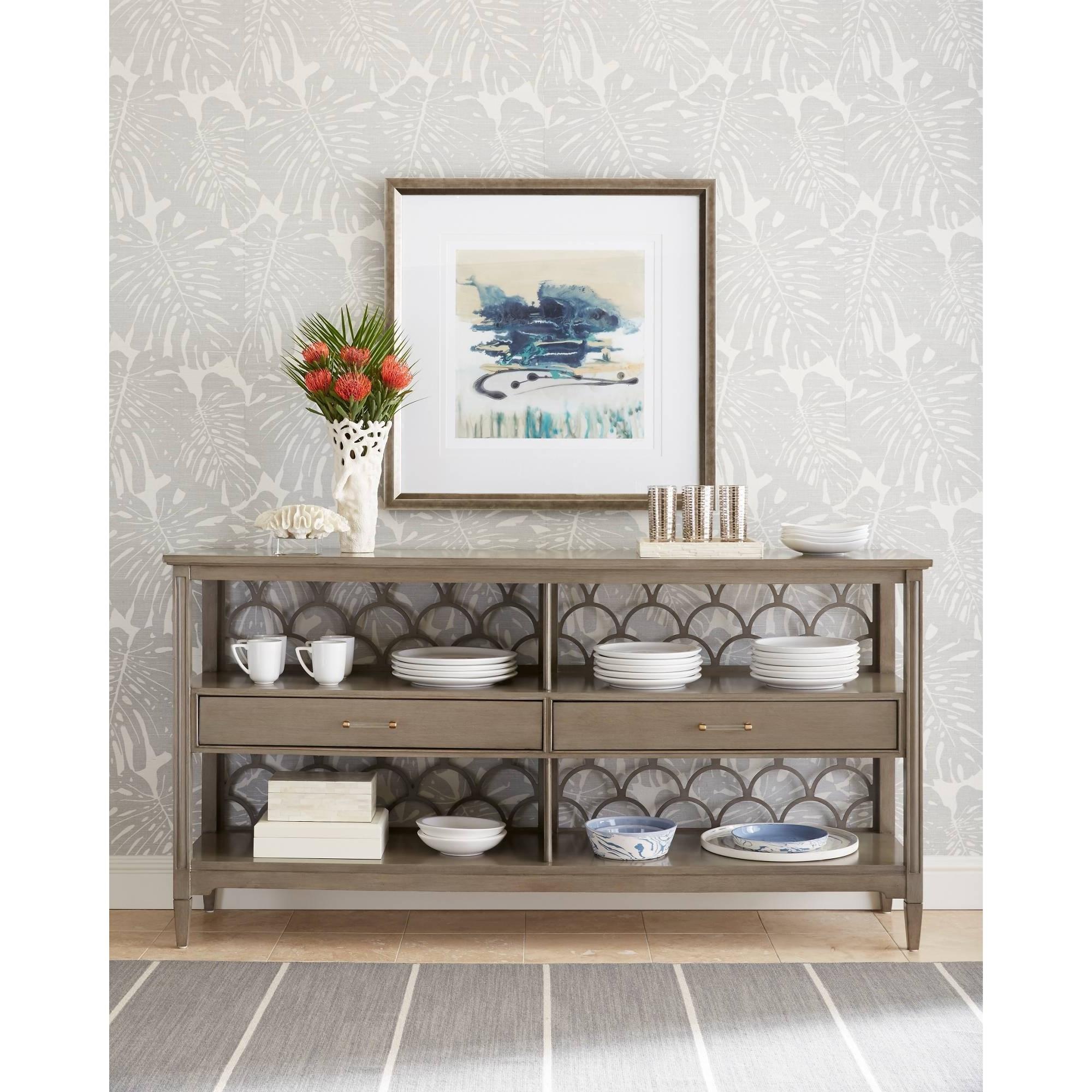 Stanley Furniture Coastal Living Oasis 527 61 06 Sea Cloud