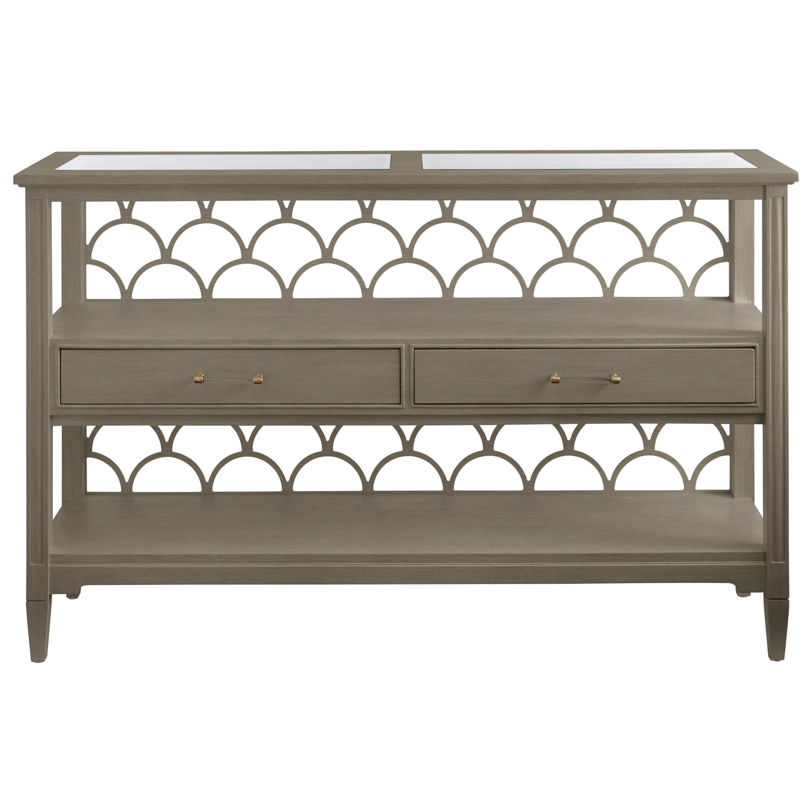 Stanley furniture coastal living oasis 527 65 05 sea cloud for Stanley furniture