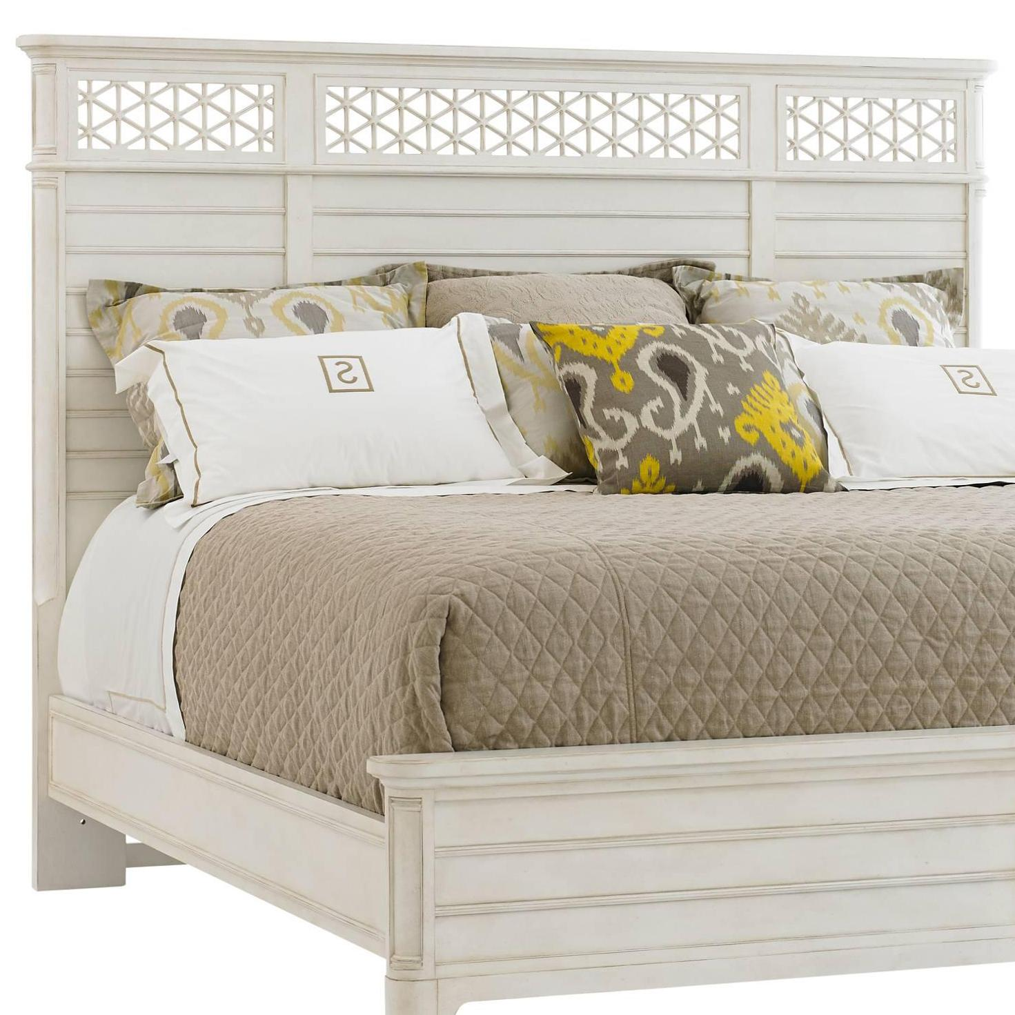 Stanley furniture cypress grove 451 23 145 cottage style for California king headboard
