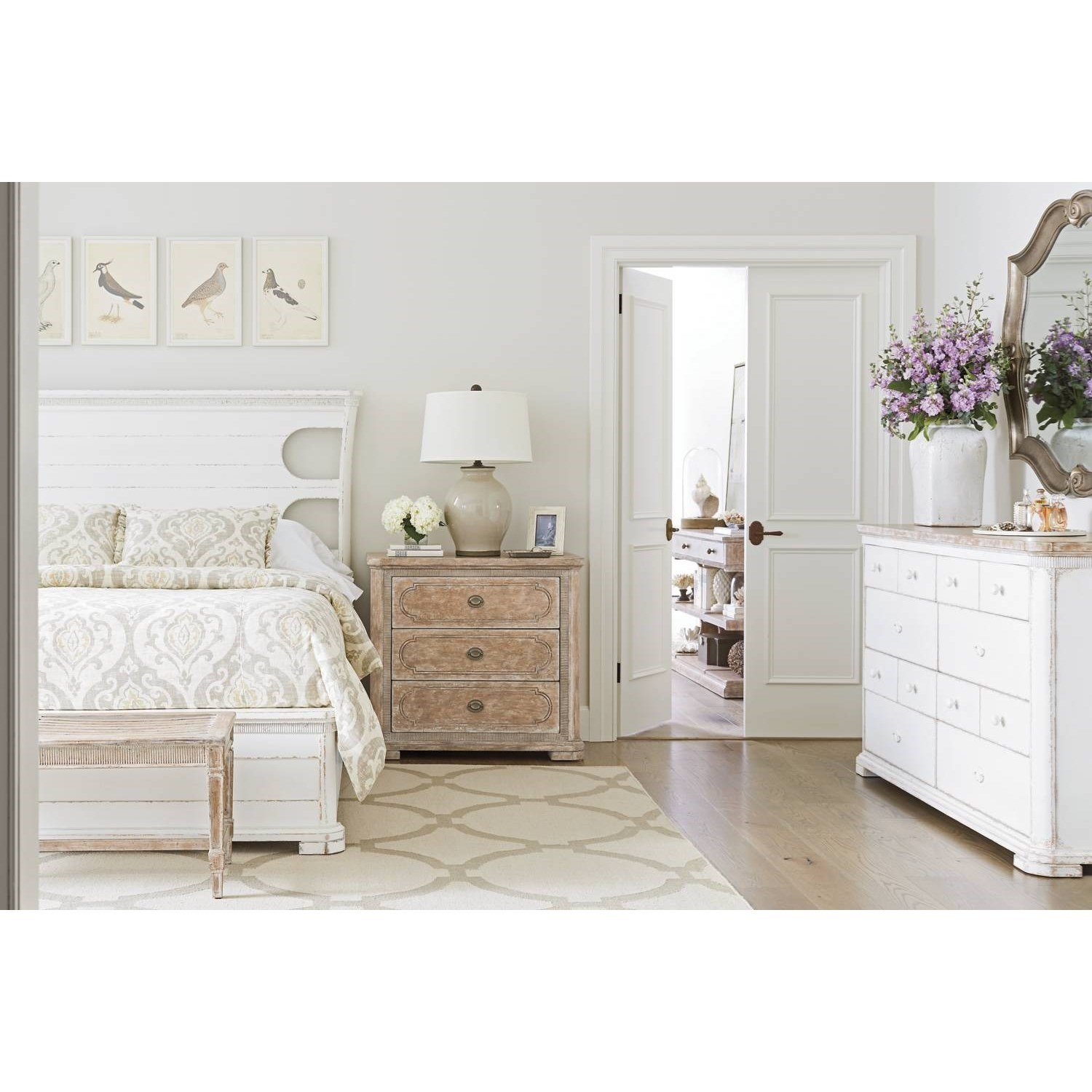 stanley furniture juniper dell king bedroom group dunk bright furniture bedroom groups. Black Bedroom Furniture Sets. Home Design Ideas