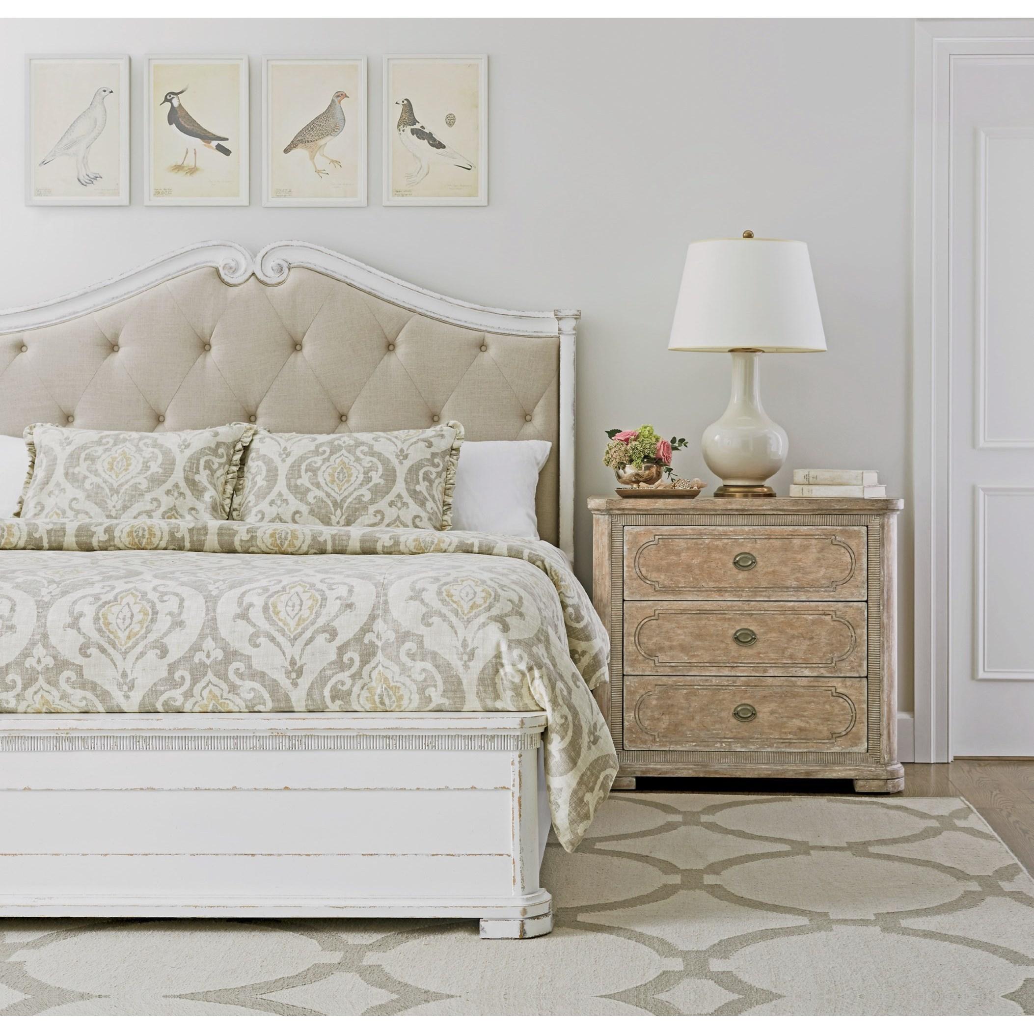 Stanley Furniture Juniper Dell California King Bedroom Group Belfort Furnit