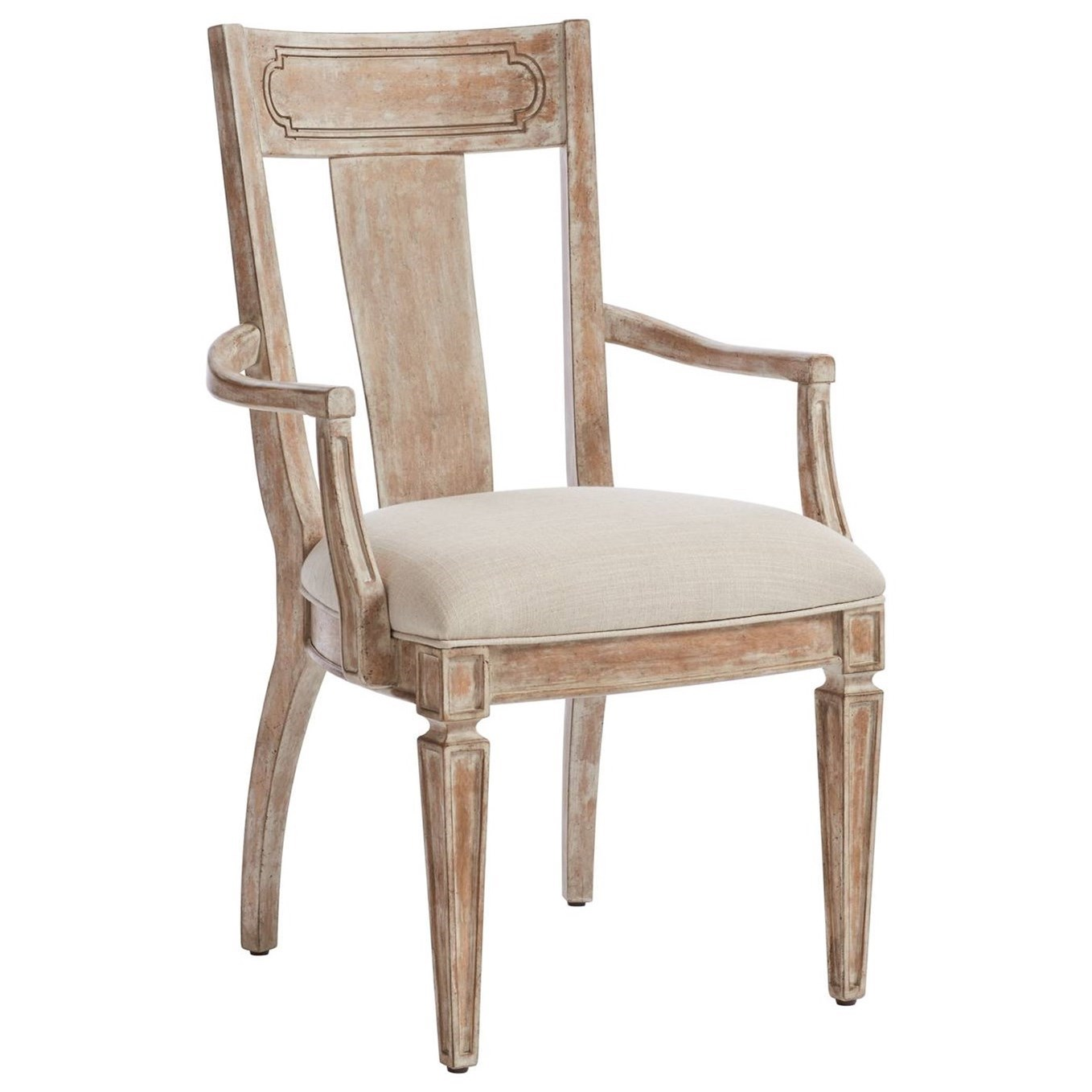 Stanley furniture juniper dell 615 61 75 cottage style for Cottage style kitchen chairs
