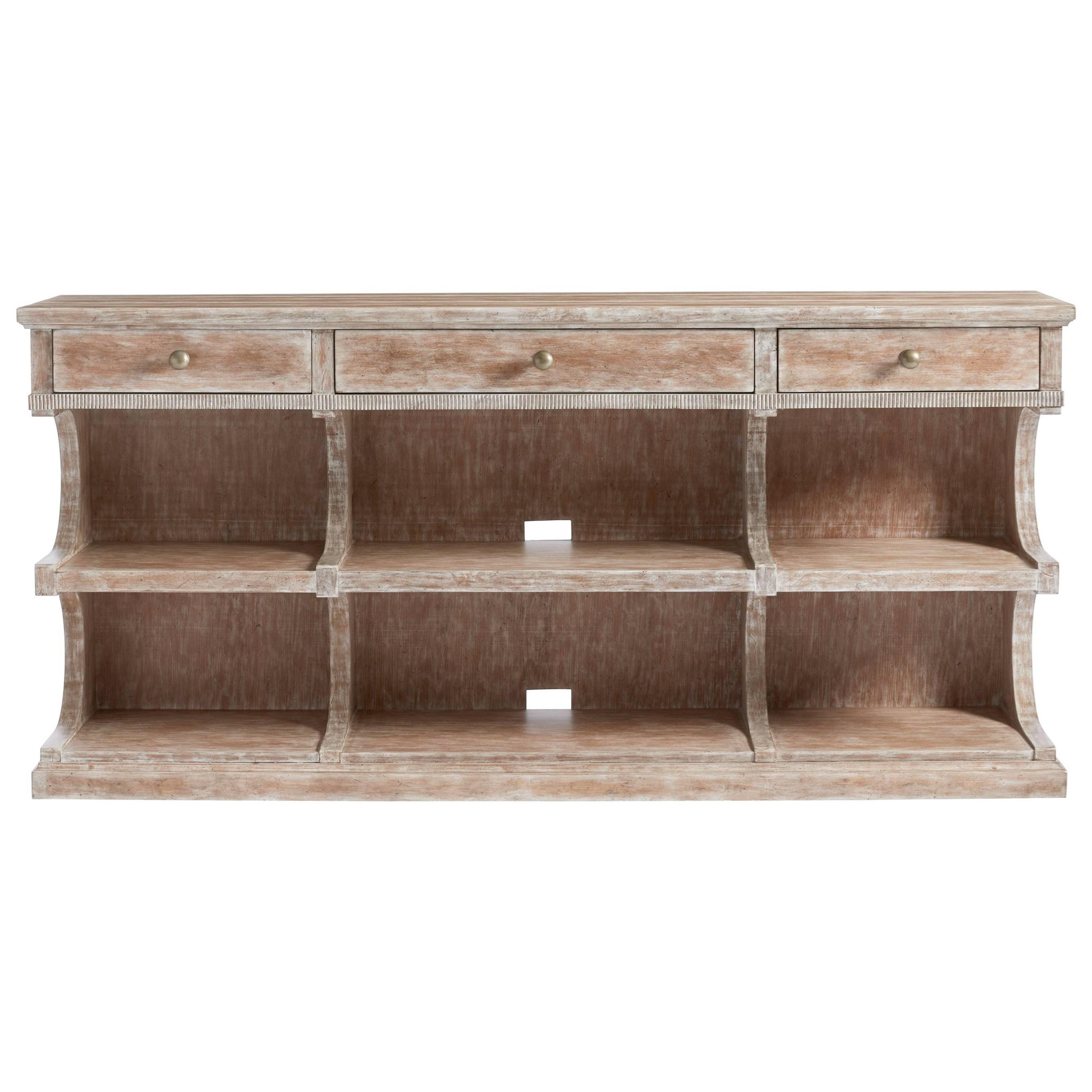 Stanley furniture juniper dell 615 65 30 media console for Furniture 65