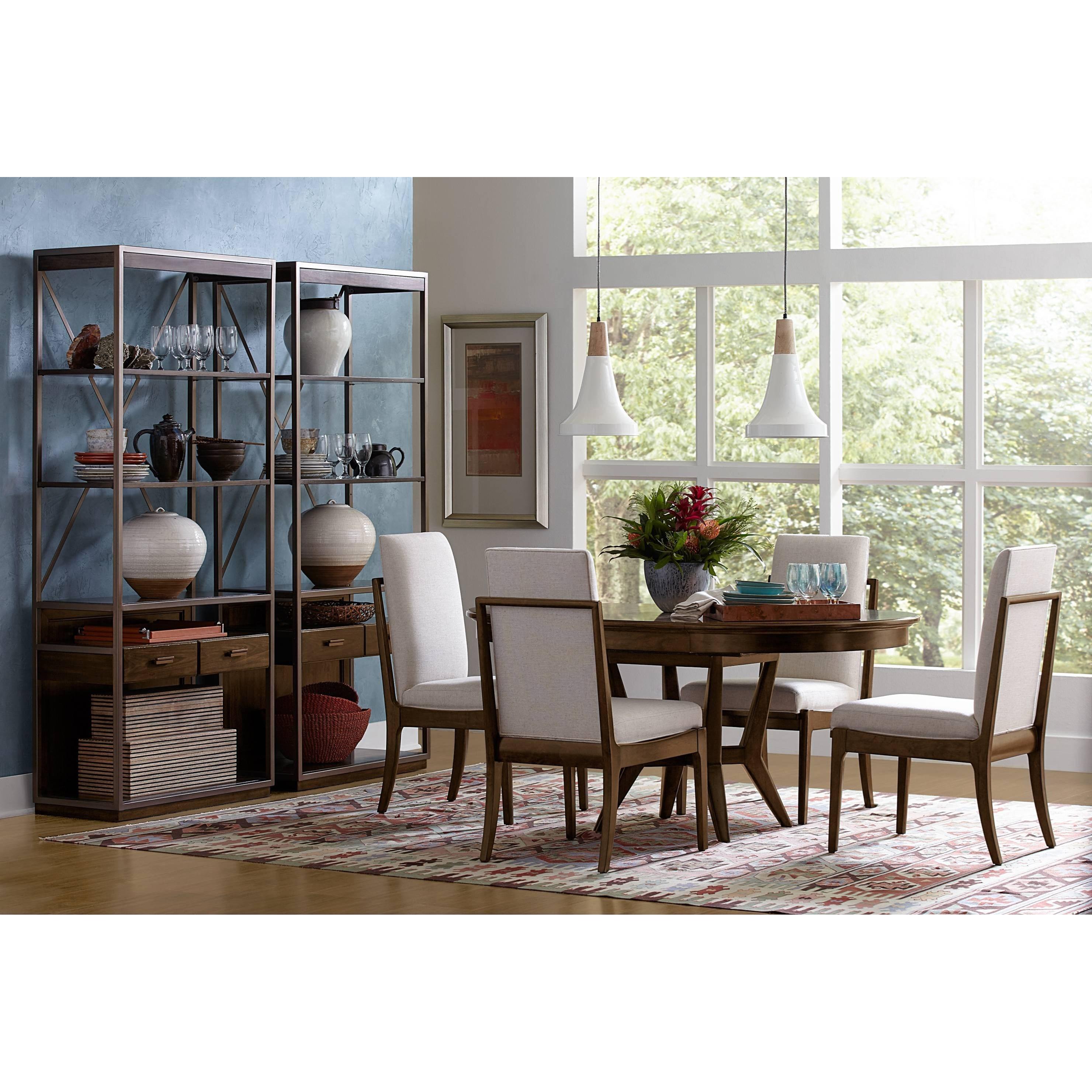 dining room groups stanley furniture santa clara casual dining room