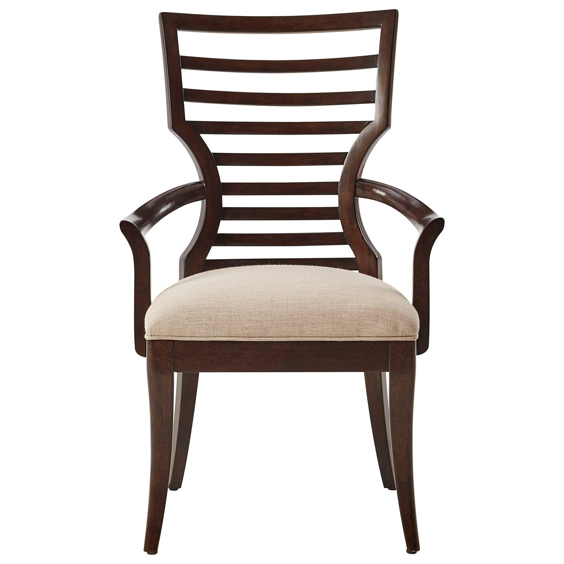 Stanley furniture virage 696 11 70 arm chair with modern for Stanley furniture