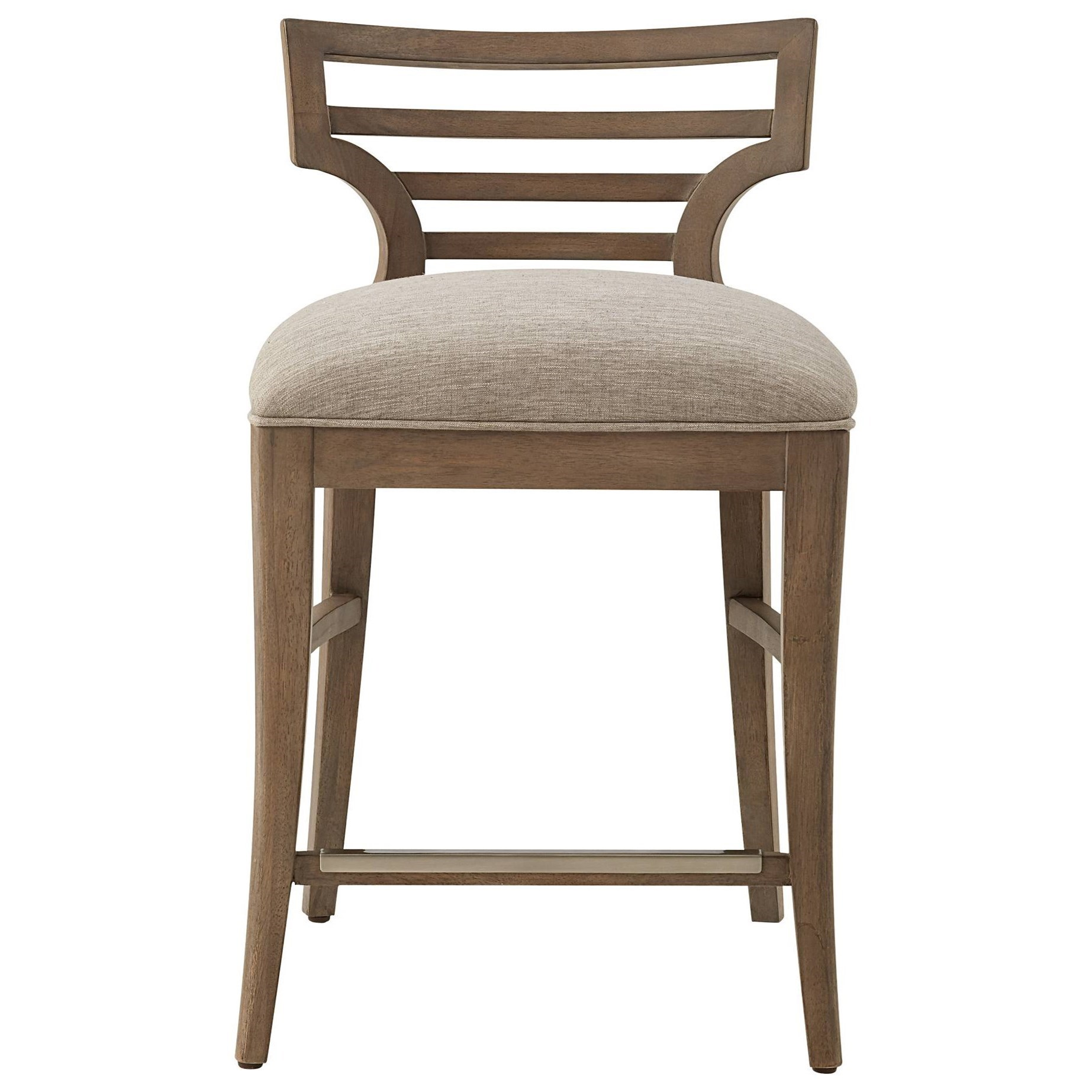 Stanley furniture virage 696 61 72 counter stool with for Stanley furniture