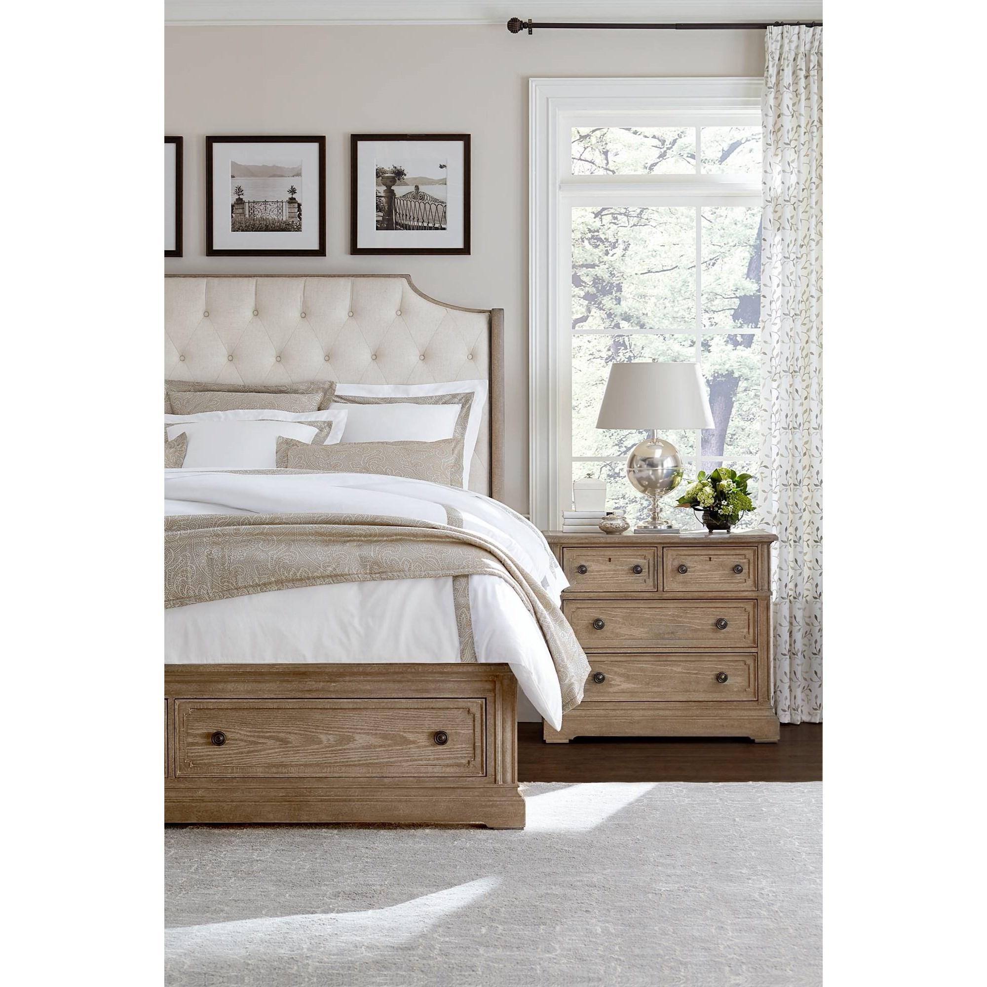 Stanley Furniture Wethersfield Estate King Bedroom Group Belfort Furniture Bedroom Groups