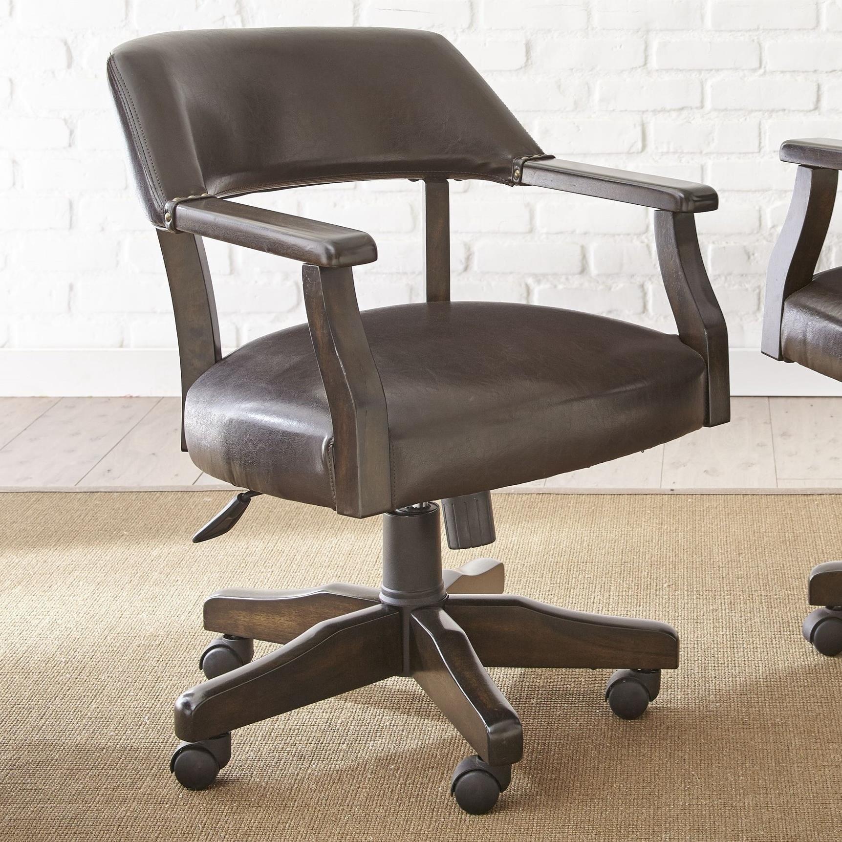 Steve Silver Ruby Arm Chair with Nailhead Trim Hudson s Furniture Din