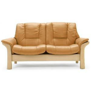 Stressless By Ekornes Stressless Buckingham 2 Seat Sofa