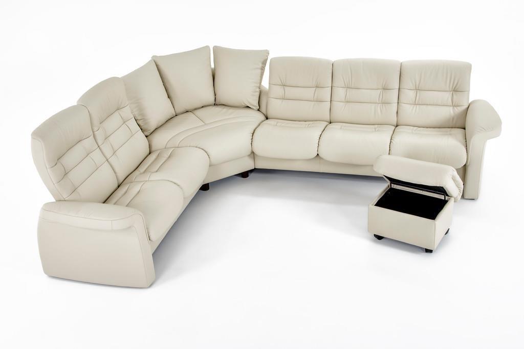 stressless by ekornes stressless sapphire 1266024 1266007 1266055 1267034 paloma lt grey four. Black Bedroom Furniture Sets. Home Design Ideas