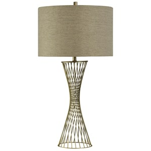 Stylecraft Lamps Glass Table Lamp Dream Home Interiors
