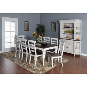 dining room furniture fashion furniture fresno madera dining room furniture store. Black Bedroom Furniture Sets. Home Design Ideas