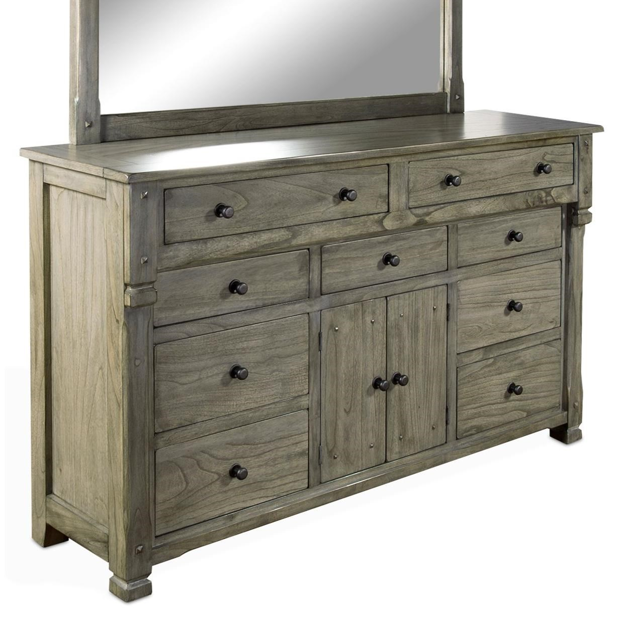 Sunny Designs Scottsdale Dresser Fashion Furniture