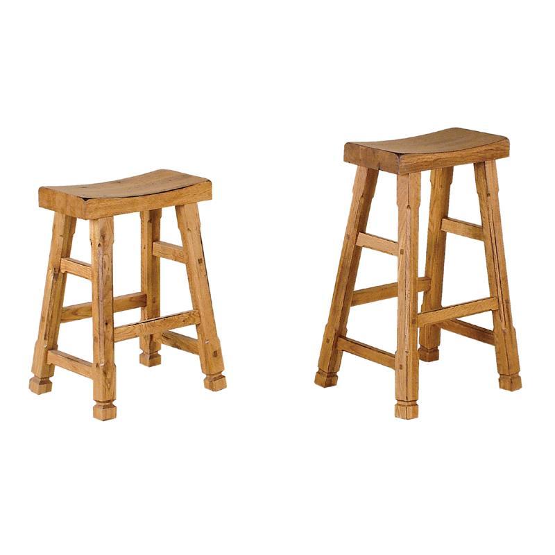 Sunny Designs Sedona 1720ro Rustic Oak Saddle Seat