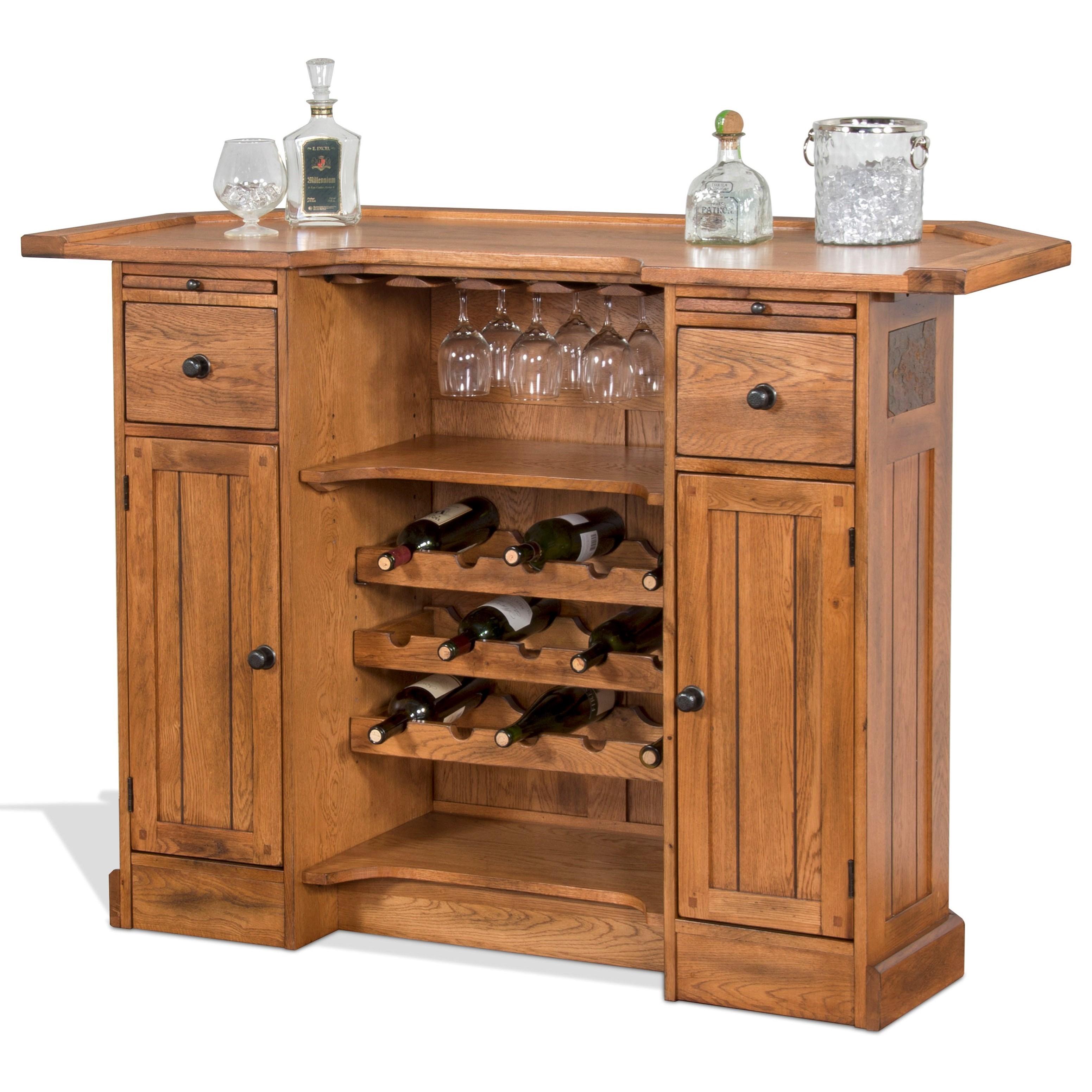 High Quality Sunny Designs Sedona Rustic Oak Bar Zak 39 S Fine Furniture For Sunny  Designs Furniture Dealers