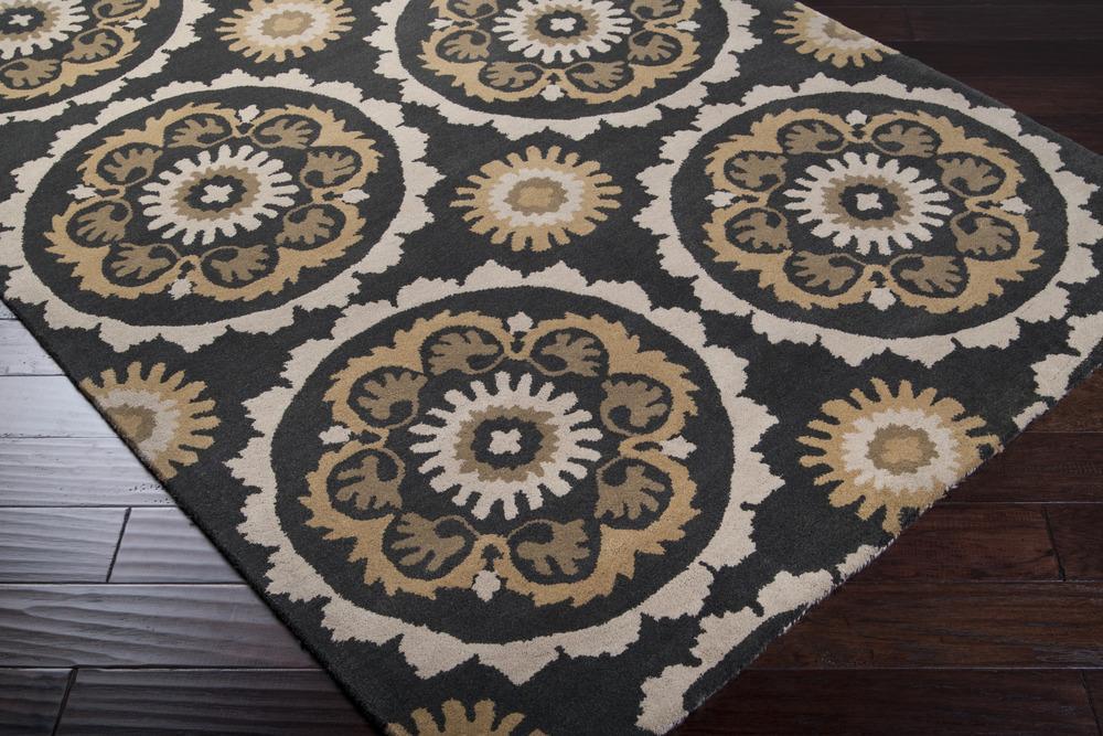 surya mosaic mos1063 811 8 39 x 11 39 del sol furniture rug. Black Bedroom Furniture Sets. Home Design Ideas
