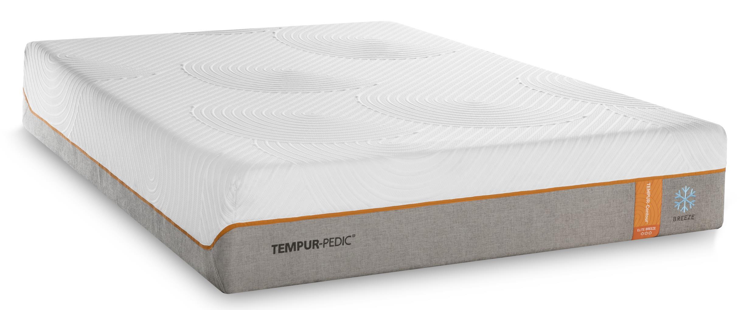 Tempur Pedic TEMPUR Contour Elite Breeze King Medium Firm