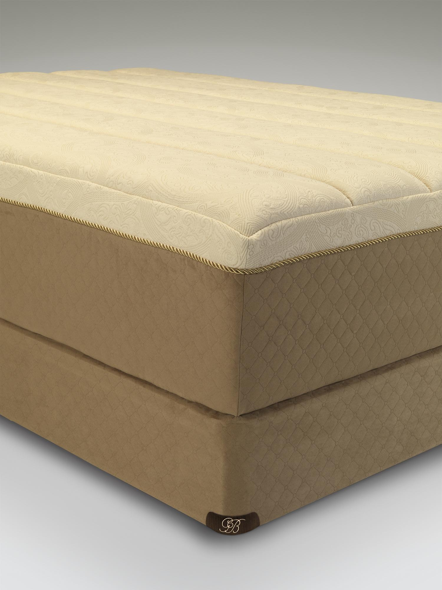 Tempur pedic the grandbed 10185280 2x20515190 california for High mattress box spring