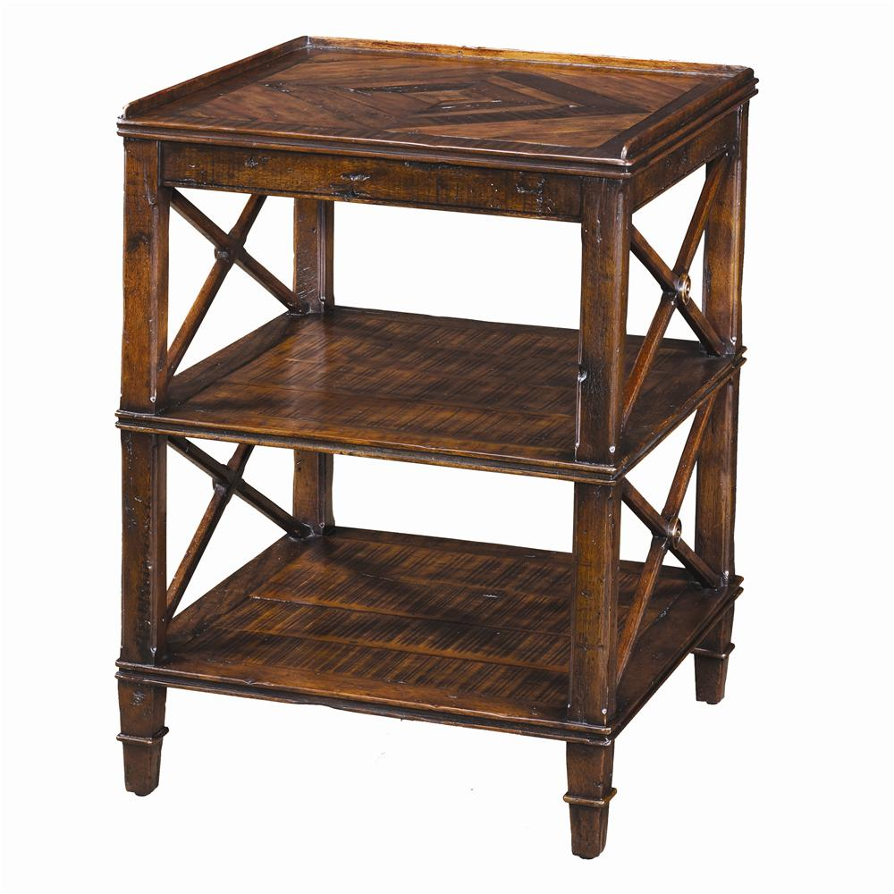 Theodore Alexander Tables Cb50016 Traditional 3 Tier