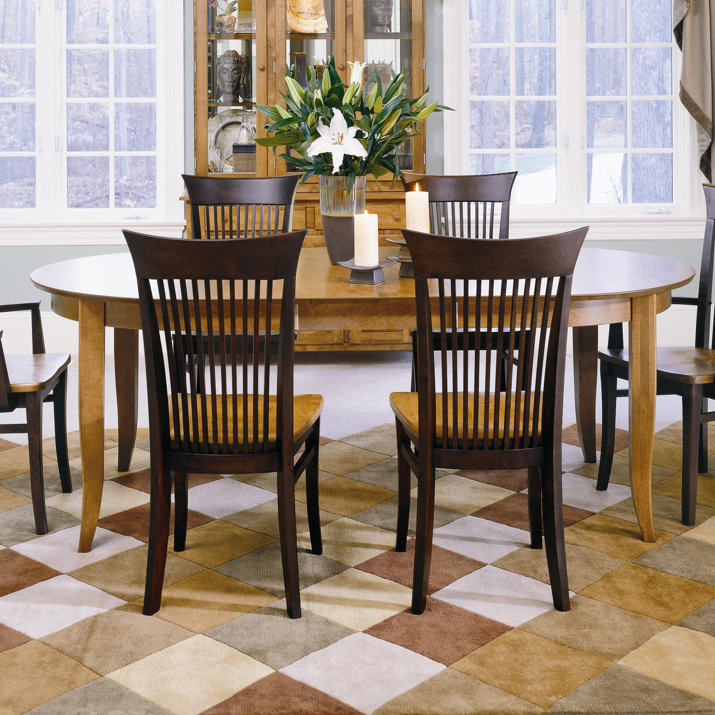 Luxury Color Custom Dining Room Furniture Thomasville Color Caf Custom Dining Customizable Oval Dining Table Adco