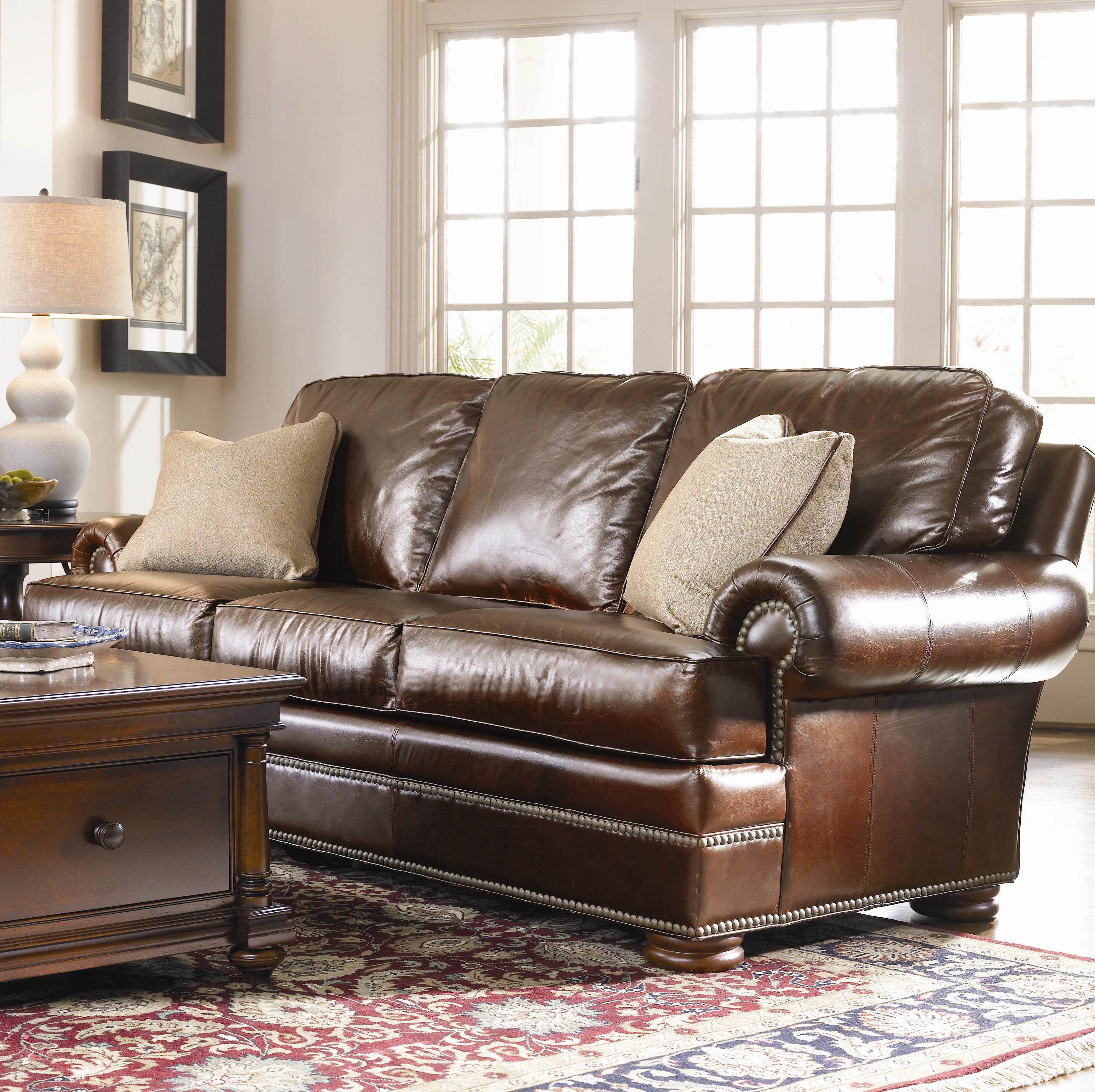 Thomasville Leather Choices Ashby 20706 520a Select