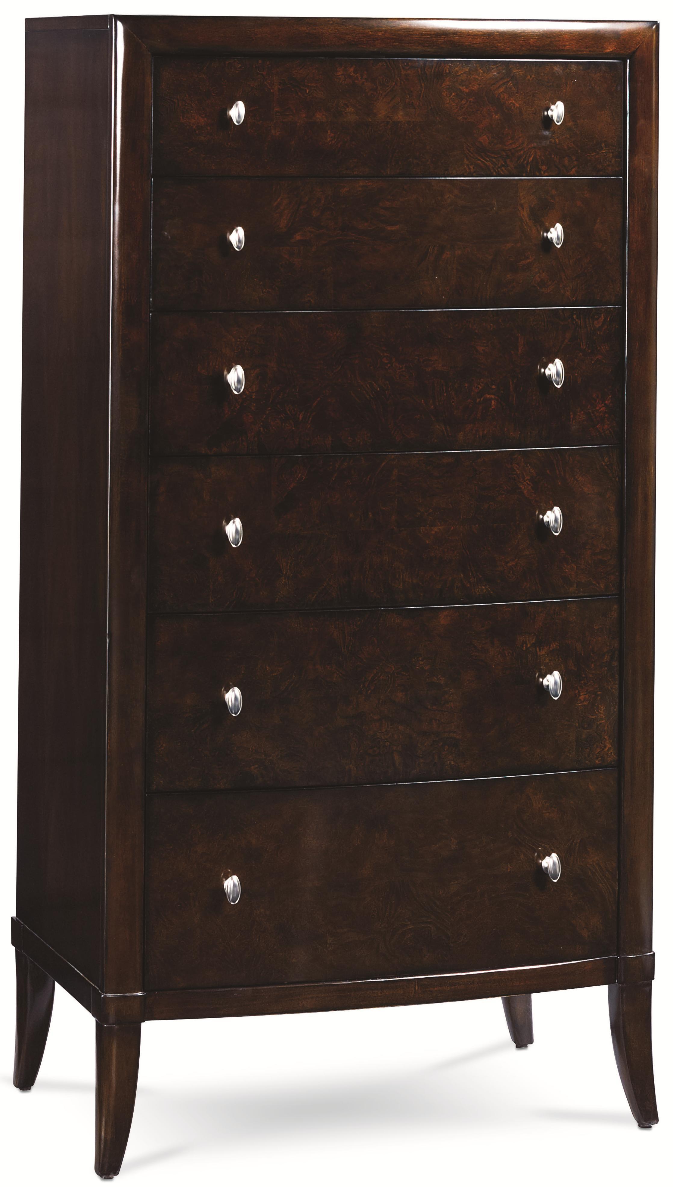 Thomasville Spellbound Drawer Chest W Tapered Legs Baer 39 S Furniture