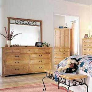 thornwood american transitions poster bed
