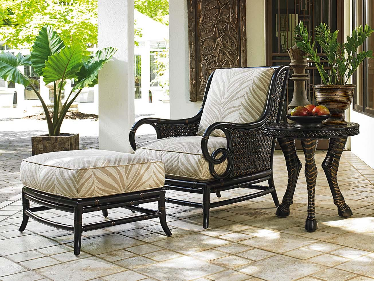 Tommy Bahama Outdoor Living Marimba Outdoor Lounge Chair Jacksonville Furni