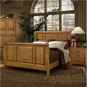 Trademaster Cherokee Queen Sleigh Bed Bigfurniturewebsite Sleigh Bed
