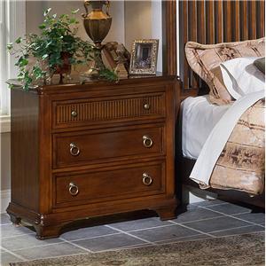 Trademaster Lansing Cherry Queen Spindle Headboard Footboard Bed Bigfurniturewebsite