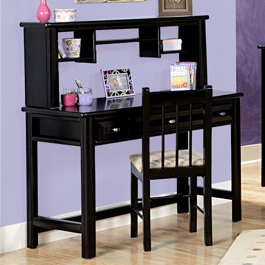 trendwood laguna three drawer student desk with hutch john v schultz furniture desk hutch sets. Black Bedroom Furniture Sets. Home Design Ideas