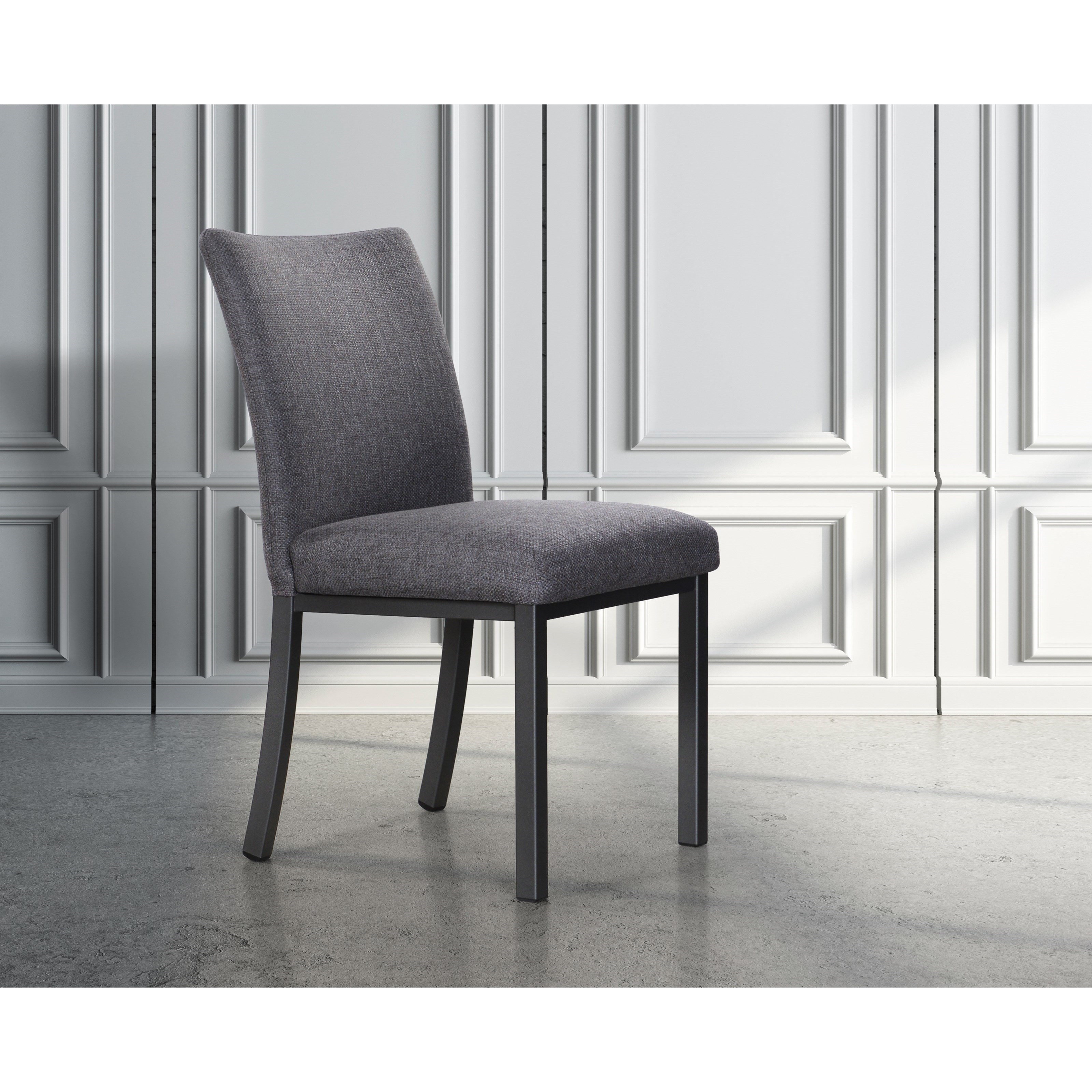 Trica Contemporary Seating Biscaro Plus Upholstered Dining