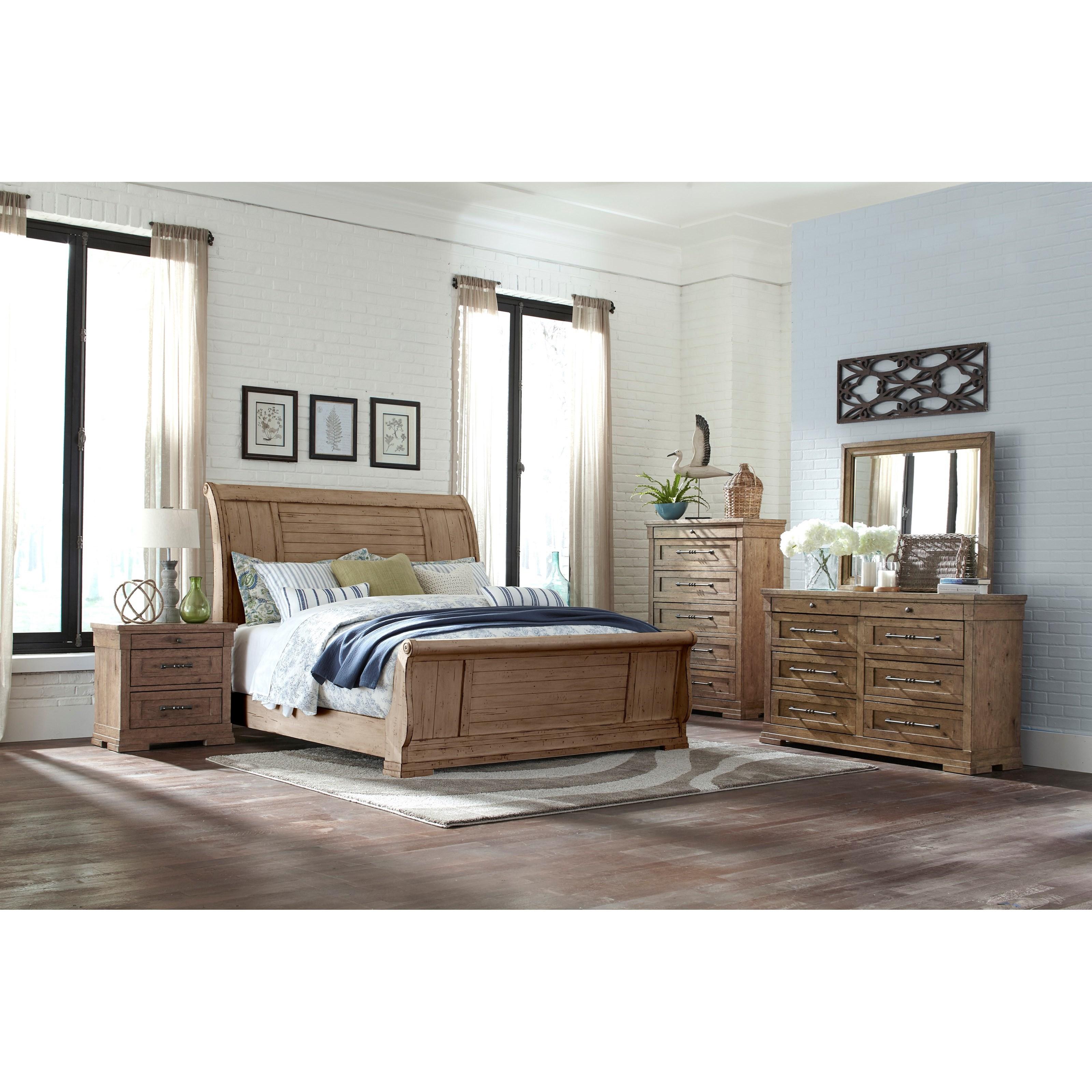 Trisha Yearwood Home Coming Home King Bedroom Group Belfort Furniture Bedroom Groups