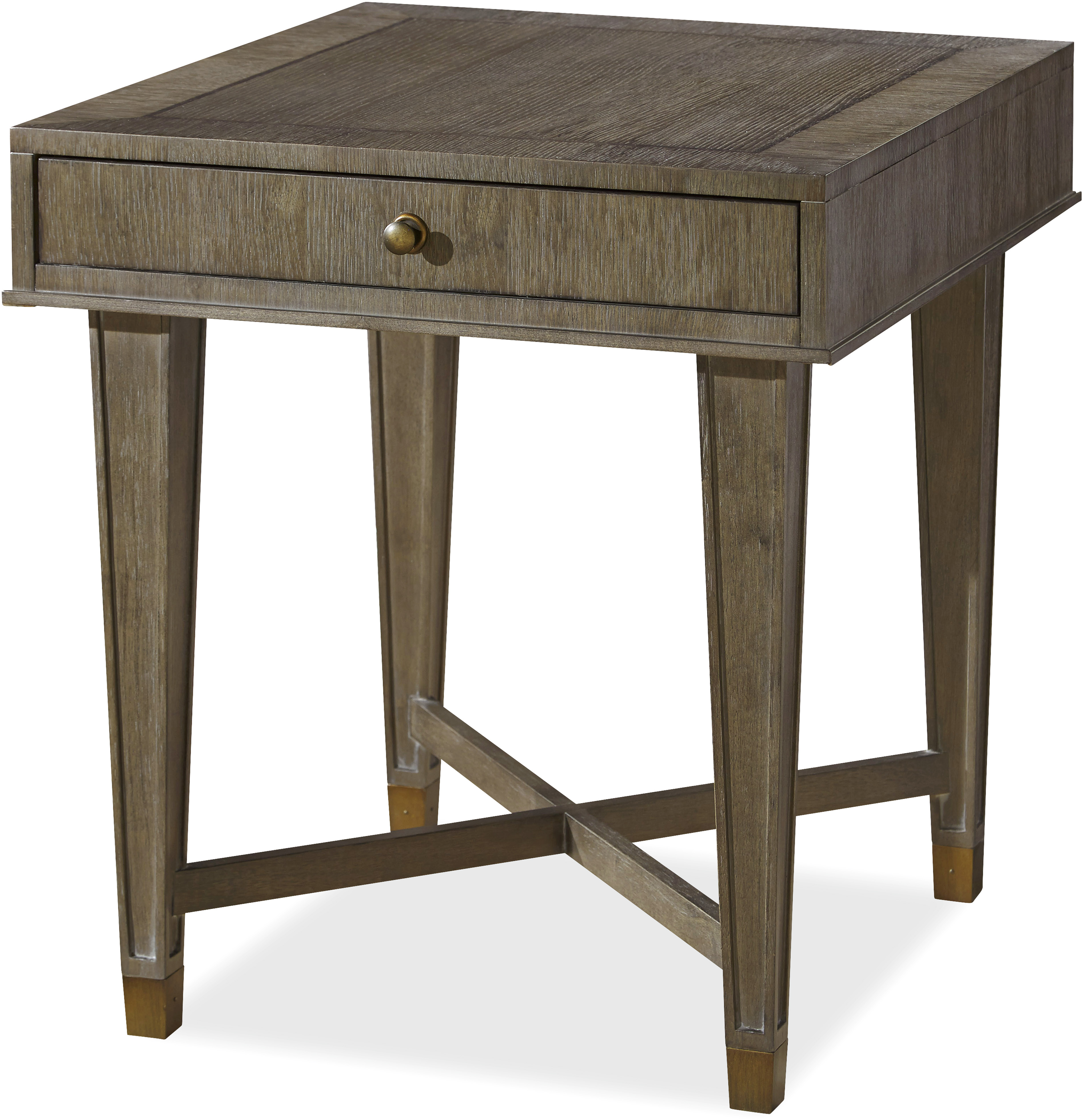 Universal Playlist End Table HomeWorld Furniture End Table