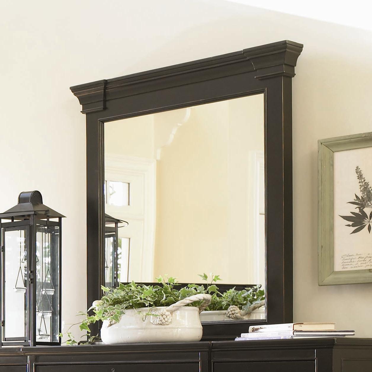 Universal Summer Hill 98804m Vertical Mirror Hudson 39 S Furniture Dresser Mirrors