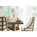 Universal synchronicity 628655 rectangular table baer 39 s for Mid century modern furniture orlando