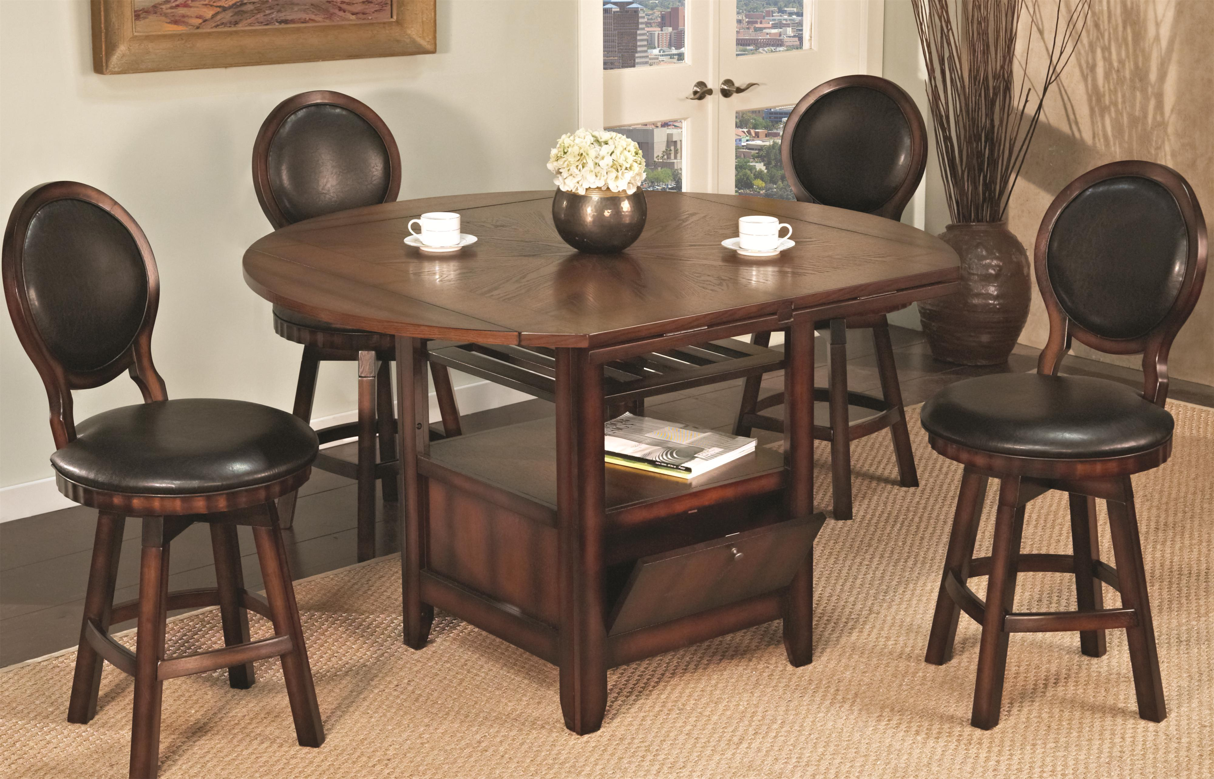 round back chair set royal furniture pub table and stool set