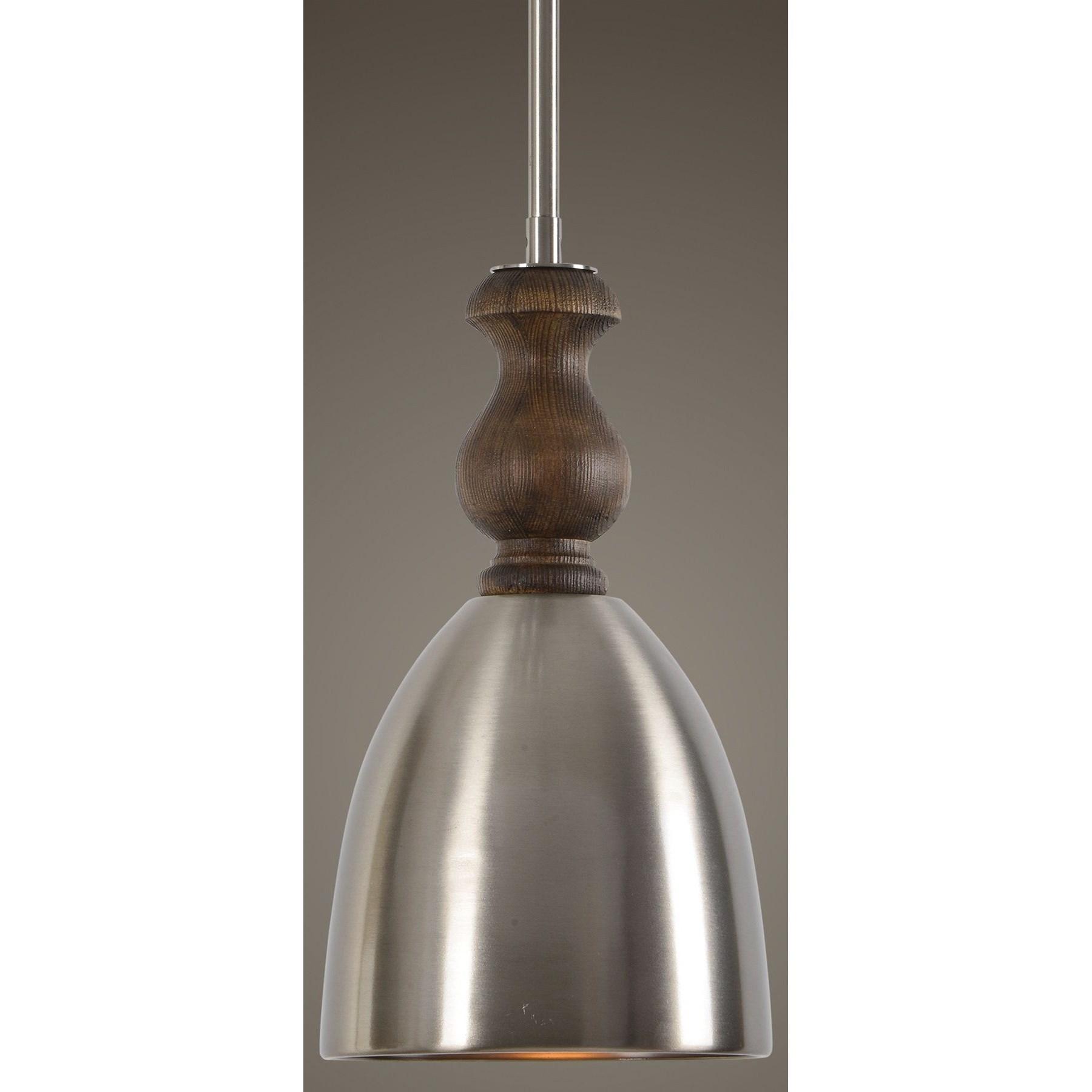 Aluminous Lighting Products : Lighting fixtures luna light aluminum mini pendant