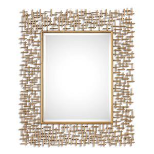 Uttermost Mirrors Margutta Gold Oval Mirror Sheely S
