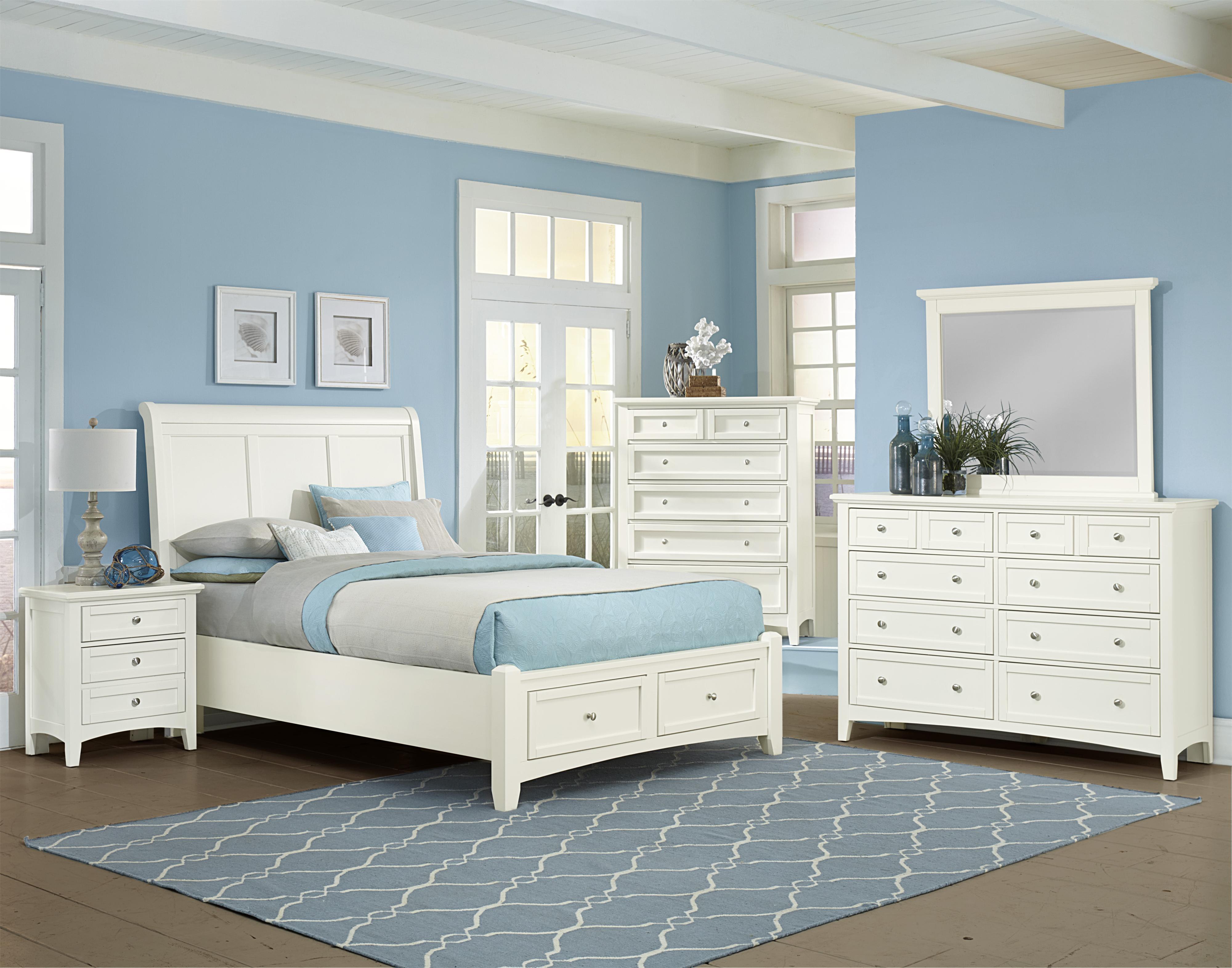 vaughan bassett bonanza king bedroom group olinde 39 s furniture bedroom groups. Black Bedroom Furniture Sets. Home Design Ideas