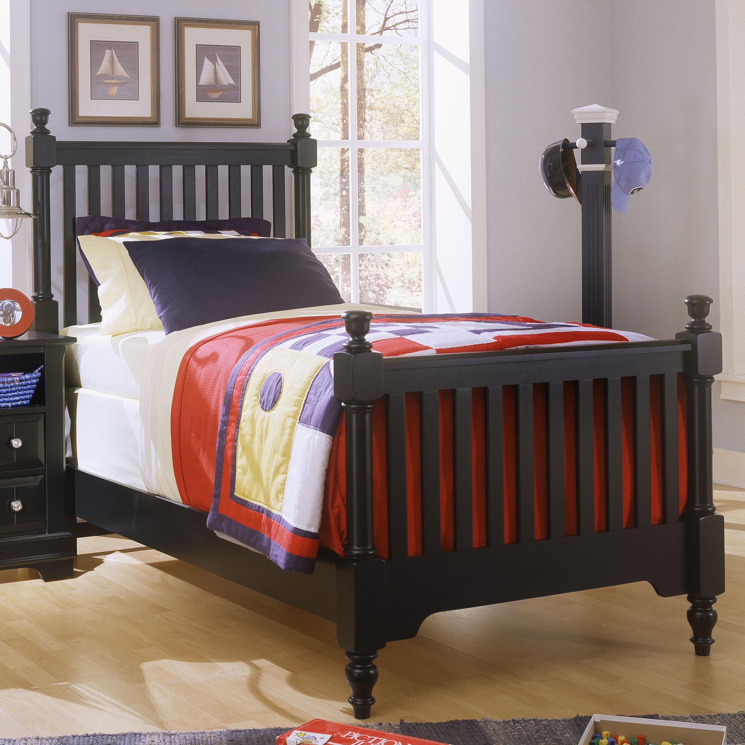 home bedroom furniture panel beds vaughan bassett cottage twin slat