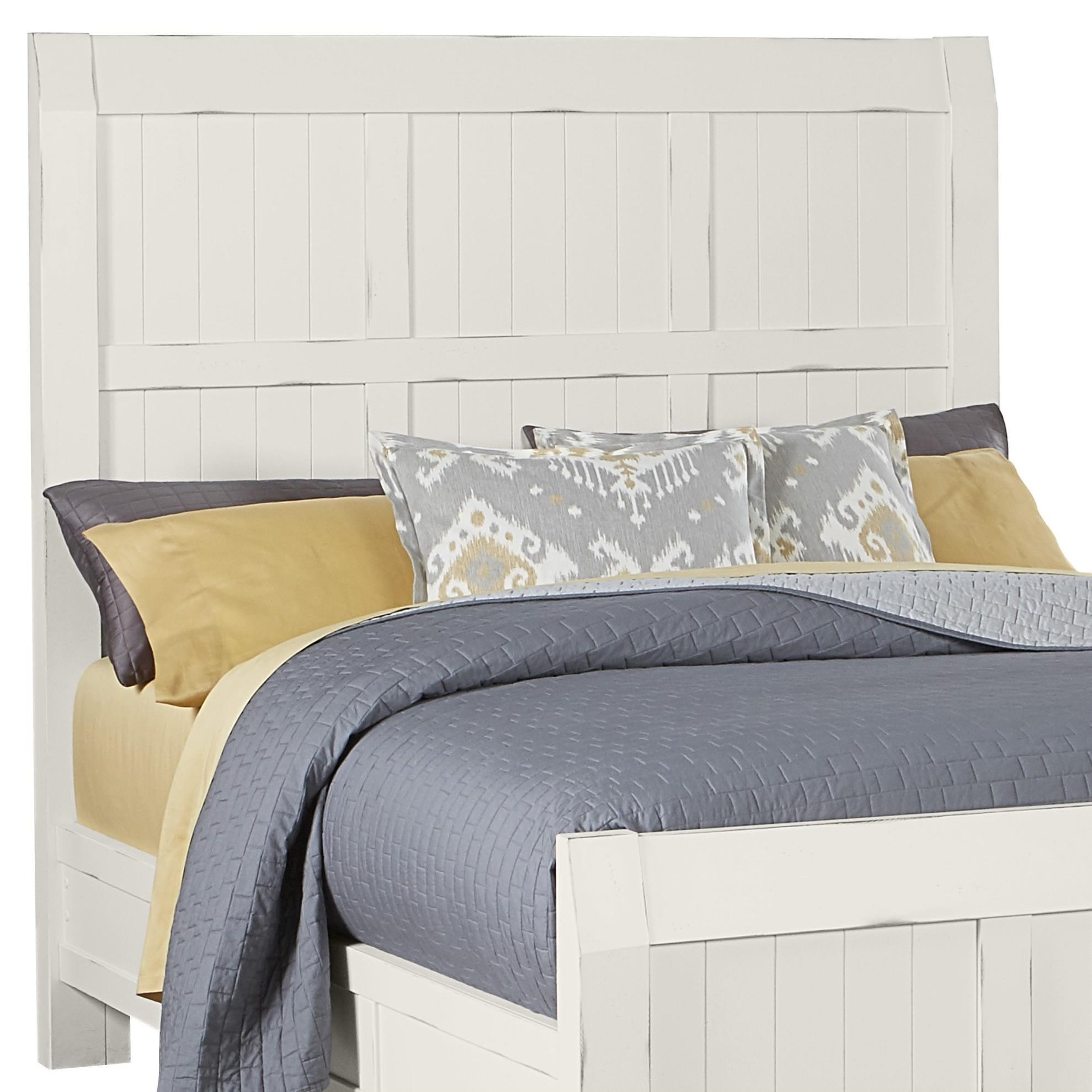 Vaughan Bassett Timber Creek Queen Timber Headboard Darvin Furniture Headboards