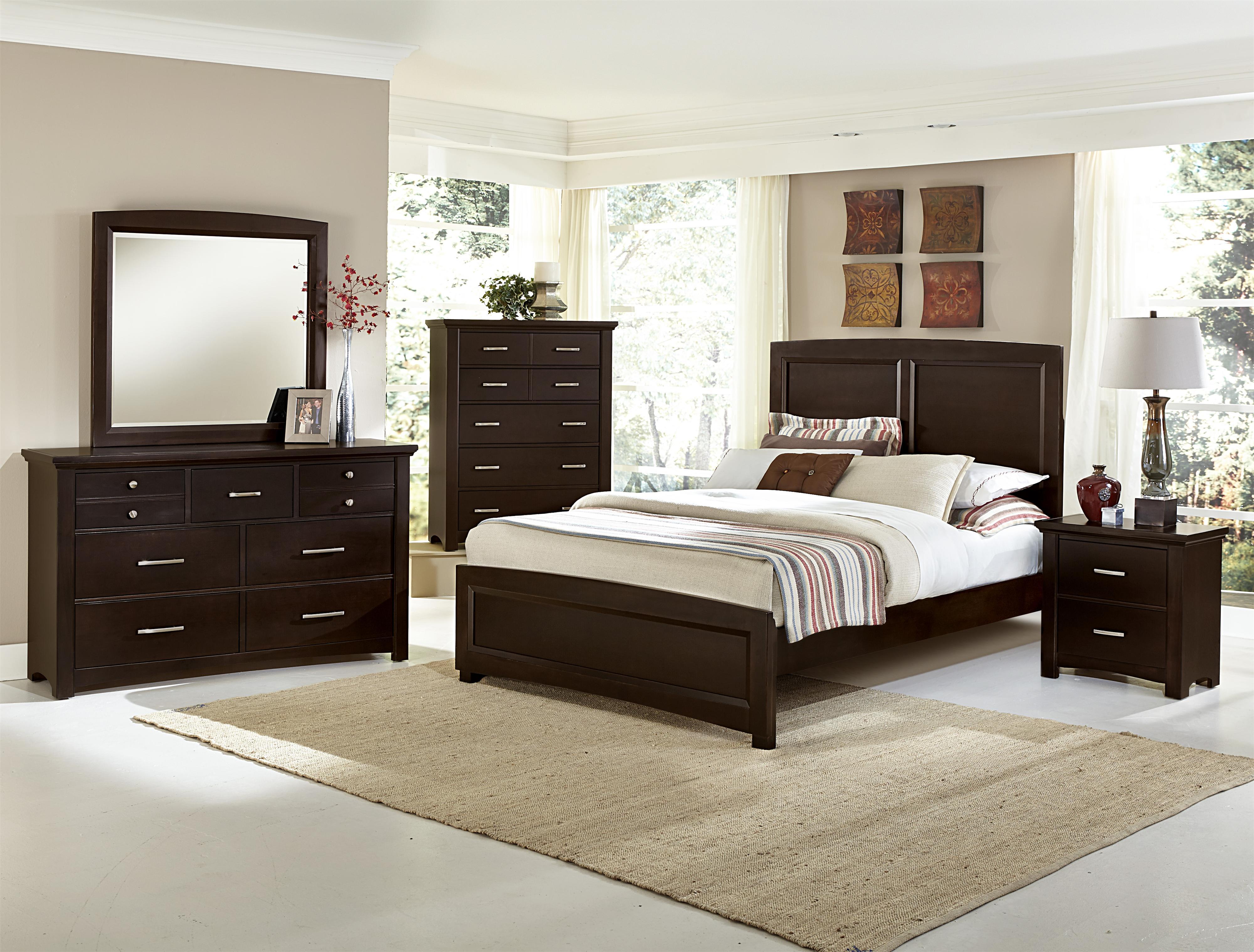 vaughan bassett transitions king bedroom group belfort furniture bedroom groups. Black Bedroom Furniture Sets. Home Design Ideas