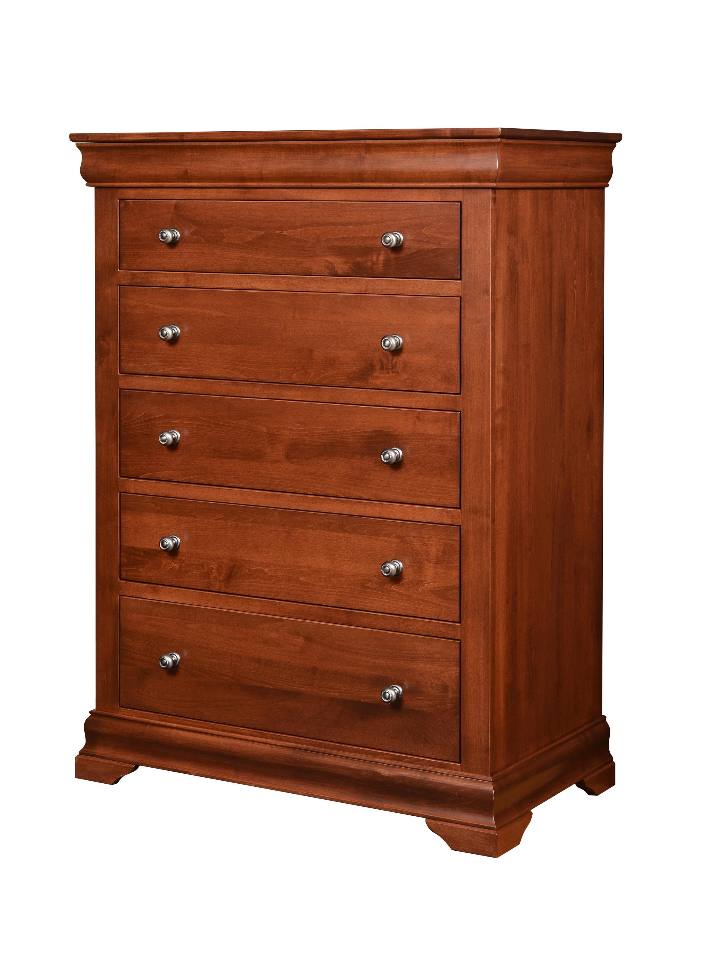 Wayside custom furniture chateau large chest wayside for Wayside furniture