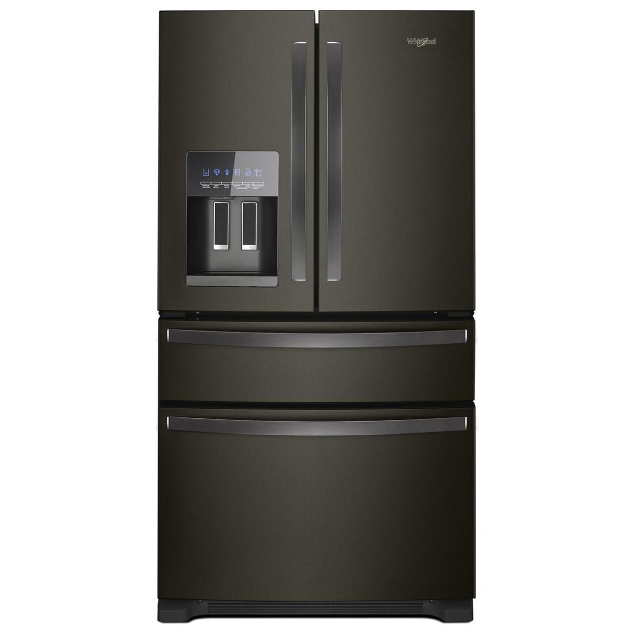 whirlpool wrx735sdhv36 inch wide french door refrigerator 25 cu ft furniture and. Black Bedroom Furniture Sets. Home Design Ideas