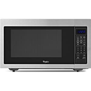 Countertop Microwave Not Heating : Whirlpool Microwaves - Whirlpool 1.6 Cu. Ft. Countertop Microwave