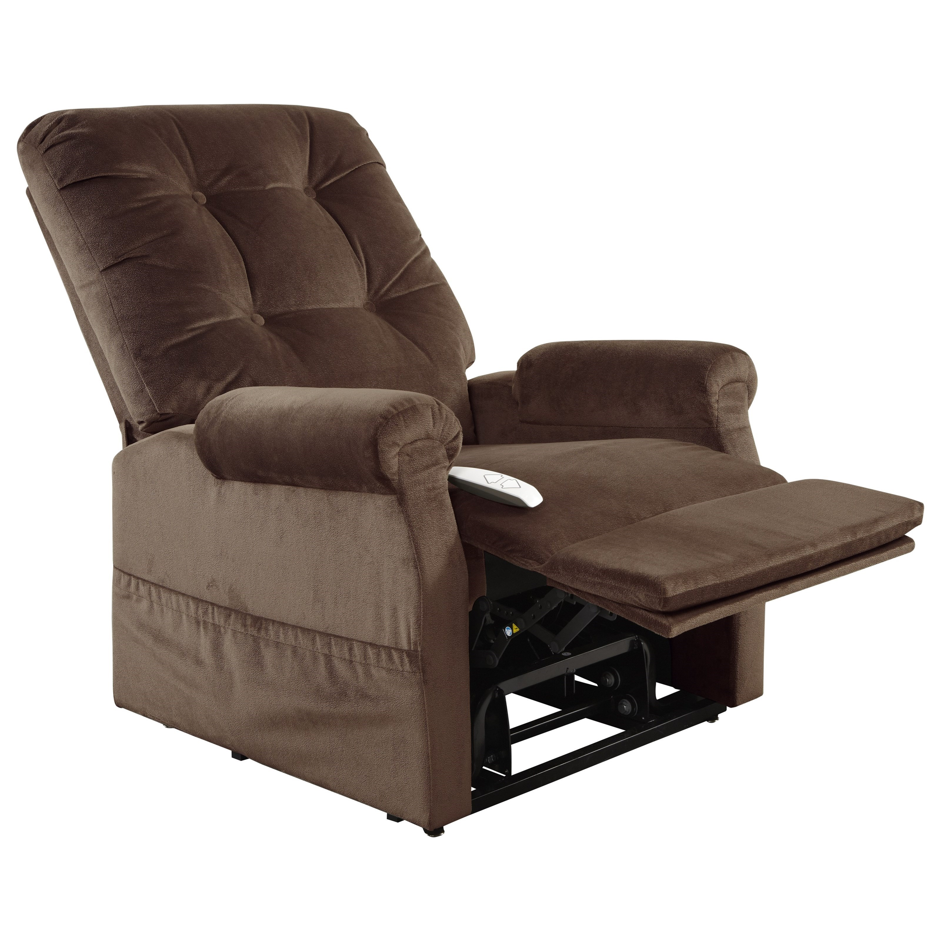 ultimate power recliner lift chairs 3 position reclining lift chair vandrie home furnishings. Black Bedroom Furniture Sets. Home Design Ideas